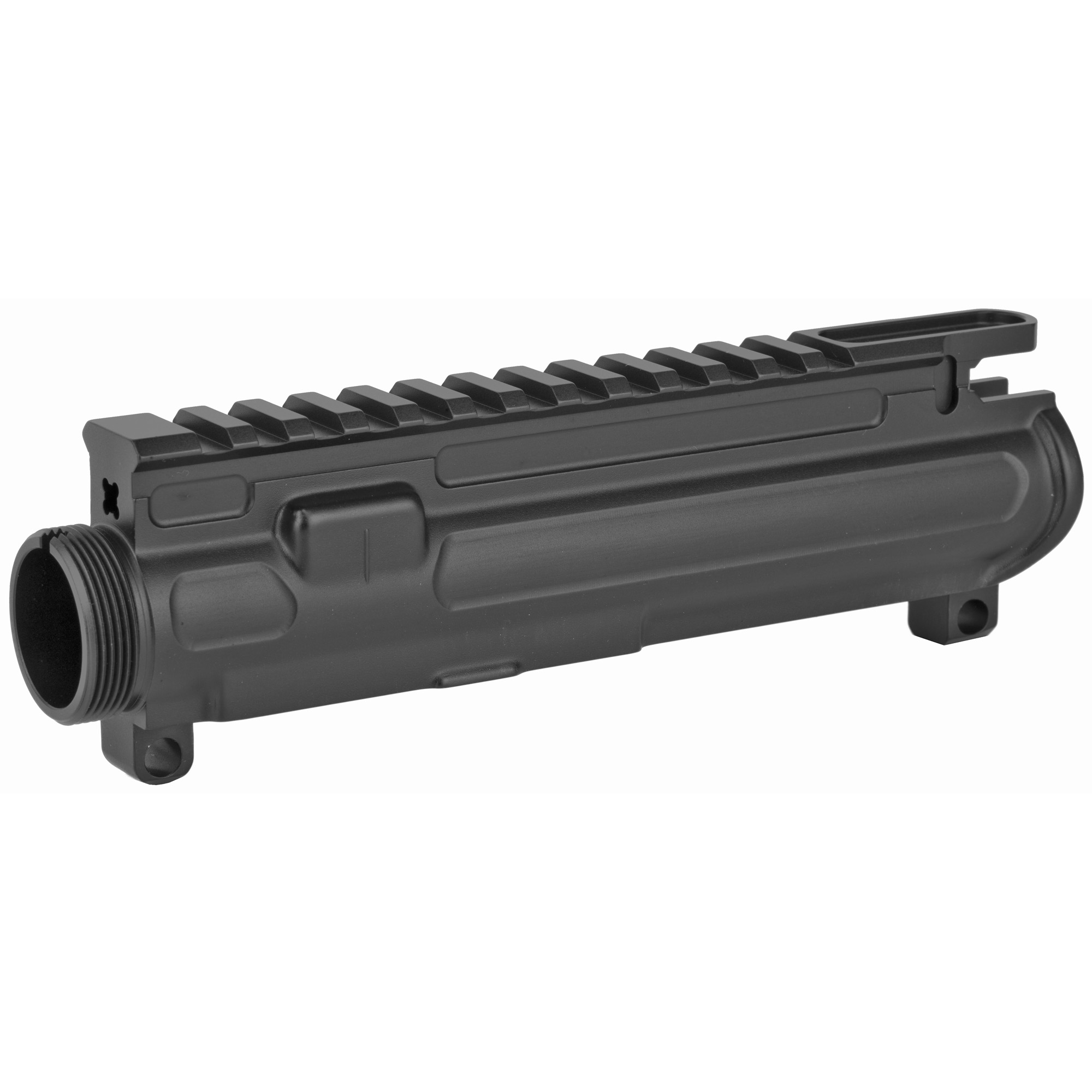 "New for 2019 From 2A Armament Palouse-Lite Forged Upper Receiver that is part of the new 2A Armament Builder Series. It is available as a complete set or as upper or lower only. The Builder Series will offer a vast number of 2A Armament components that have been made with the AR builder in mind. Not only does the Builder Series offer extremely high quality products"" but it also offers very competitive pricing. This is not any old AR15 forged upper receiver. It features 2A Armament signature lightening cuts and enhanced aesthetics. This upper will go perfectly with a new 2A Armament builder series handguards. All of the detail is machined to give this upper a refined look. This upper is the perfect starting place for any high quality build."