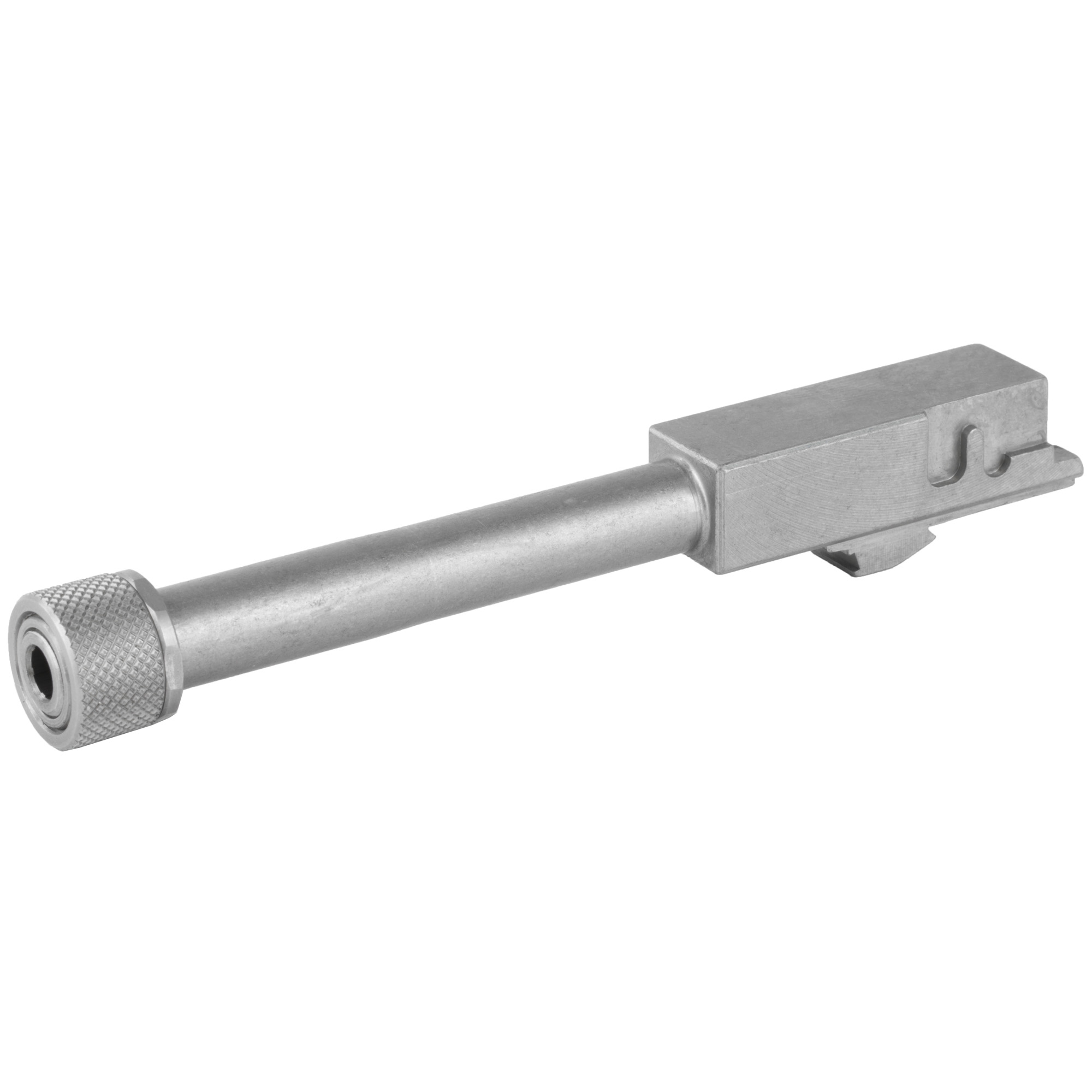 The Advantage Arms threaded barrel and adapter allows you to adapt your Advantage Arms barrel to work in conjunction with a suppressor or your favorite muzzle device.
