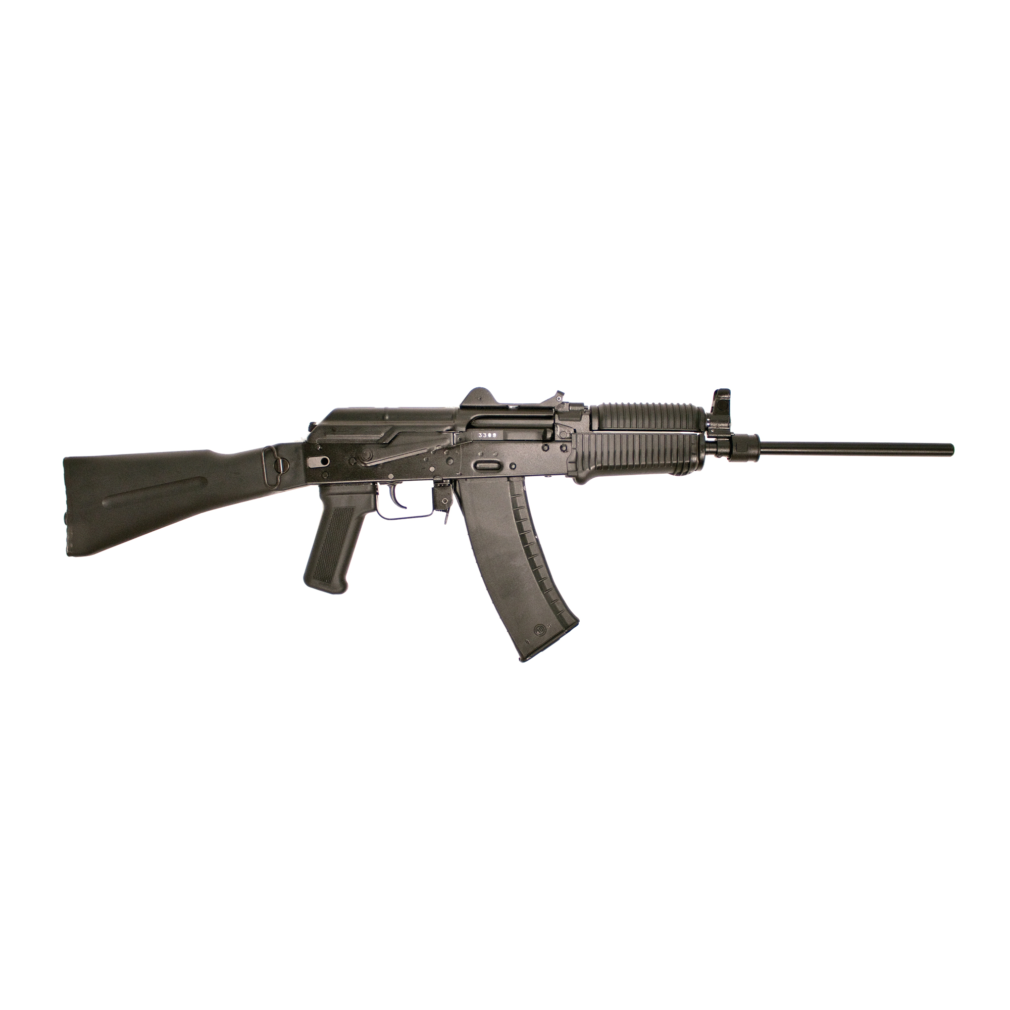 """SLR-104 5.45x39 caliber rifles are top notch"""" Bulgarian made"""" stamped receiver"""" semi-automatic modern sporting rifles remanufactured by Arsenal"""" Inc. in Las Vegas"""" Nevada."""