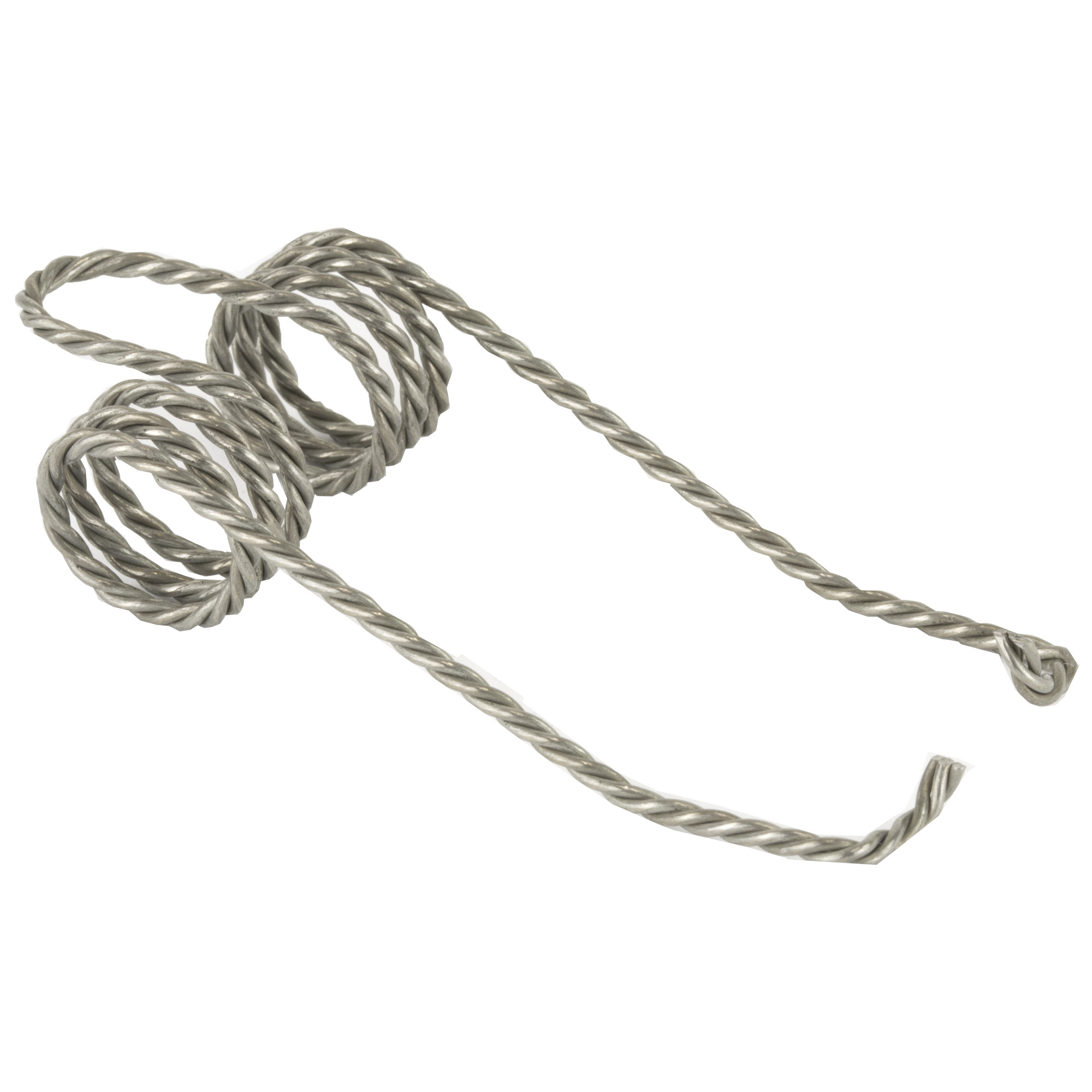 The ALG AK Braided Main Spring is a replacement spring for the AK47/74 platform rifles. This replacement option is manufactured in the United States from three strands of music wire braided together.