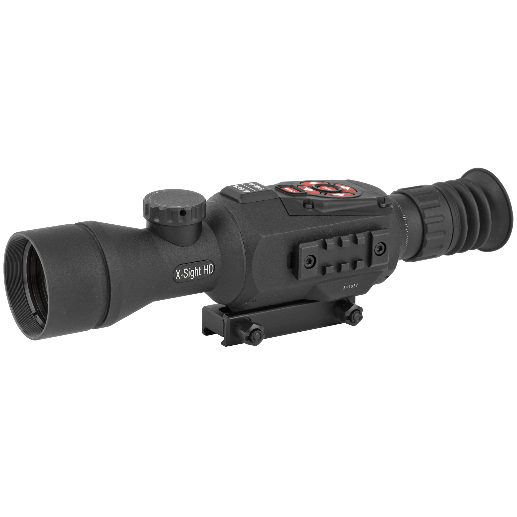 """ATN X-Sight II are the world's most advanced Smart Day/Night Rifle Scopes at an unbelievable price. Offered in 1080p resolution"""" X-Sight II hunting scopes provide high resolution clarity"""" long range detection and a host of features powered by the ATN Obsidian Core. Immerse yourself in a cockpit like environment that combines your HD image with data from numerous built-in environmental sensors. Record Video/Pictures with a press of a button onto an internal SD card and Stream what you are seeing to a phone or a table. Utilize the internal Ballistic Calculator to make even the longest shot a breeze. Wi-Fi"""" GPS"""" 3D Accelerometer"""" 3D Gyroscope"""" 3D Magnetometer"""" Microphone"""" HDMI"""" USB"""" Micro SD and the latest imaging sensor create the most advanced Day/Night Scope on the market today. Self Defense"""" Shooting"""" Hunting"""" Security"""" Boating & Law Enforcement are just some of uses found for the digital rifle scope X-Sight II."""