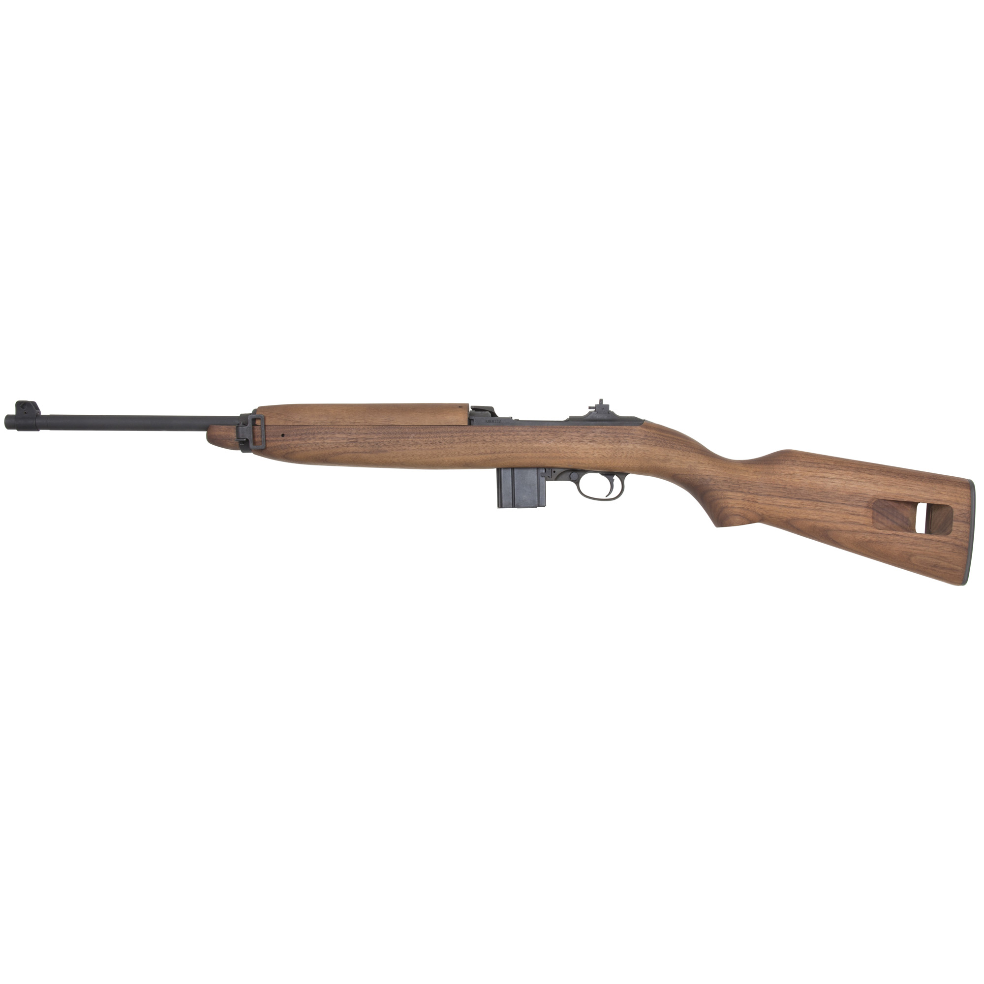 "Each Auto-Ordnance M1 Carbine is a faithful reproduction of the famous military rifles that served American forces beginning in World War II. Each rifle has a Parkerized finish"" American Walnut stock"" 10 round magazine"" 18"" barrel and flip-style rear sight."
