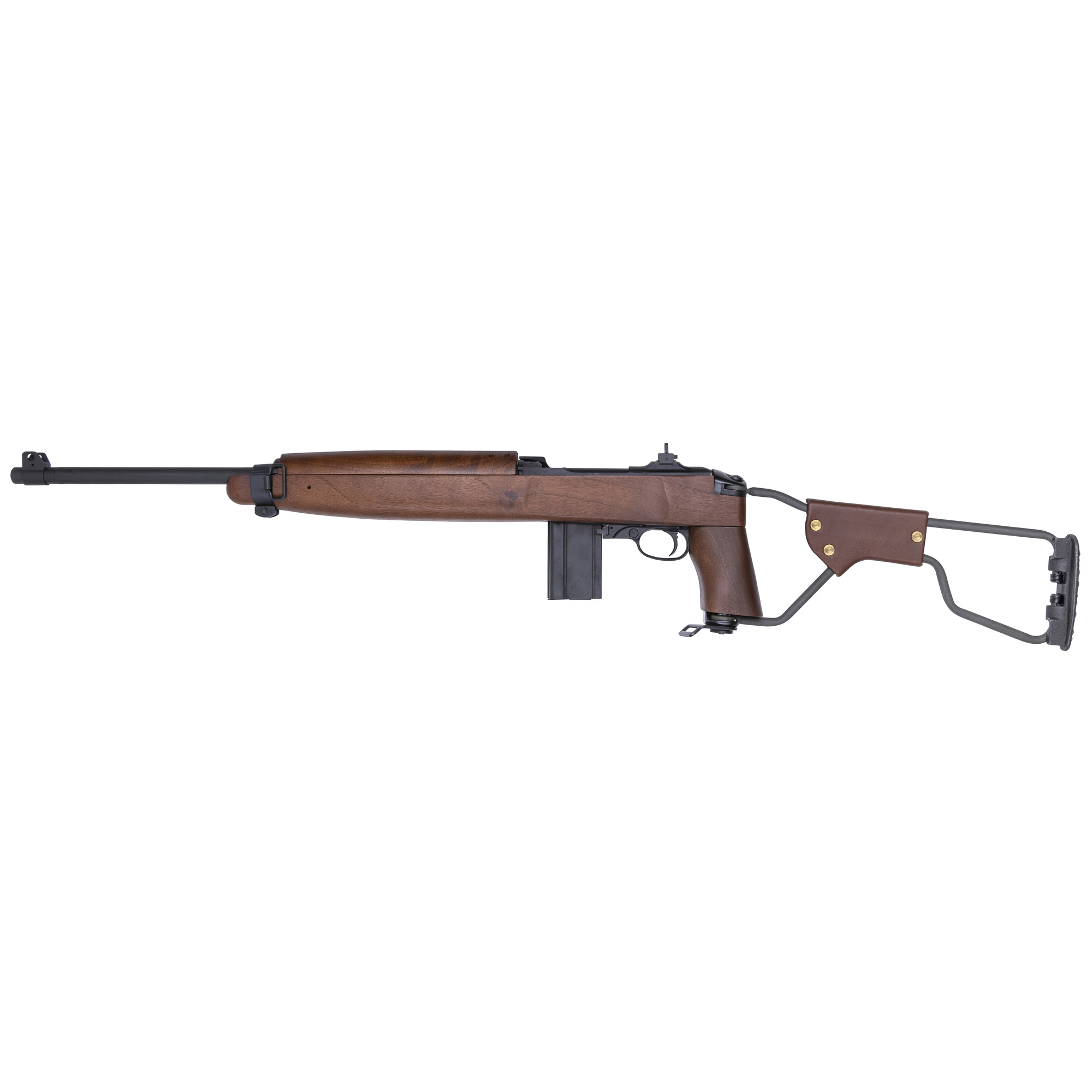 Each Auto-Ordnance M1 Carbine is a faithful reproduction of the famous military rifles that served American forces beginning in World War II.