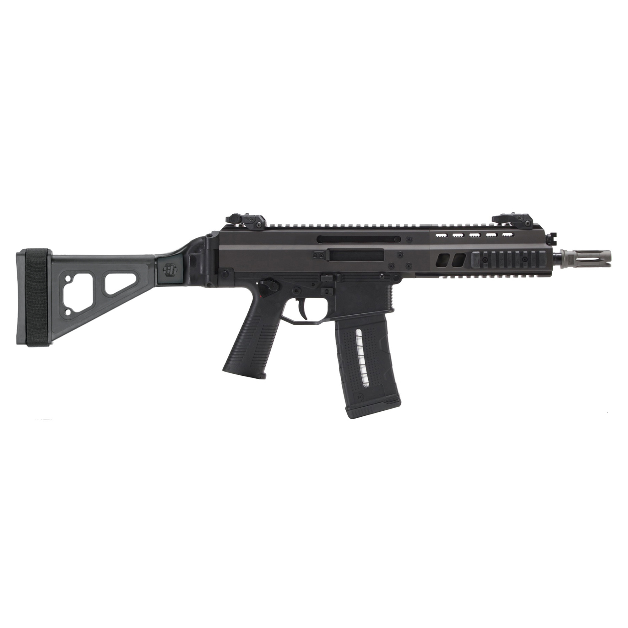 State of the art materials and manufacturing methods paired with Swiss Precision turn the APC300 into the perfect gun for defense as well as for plinking.