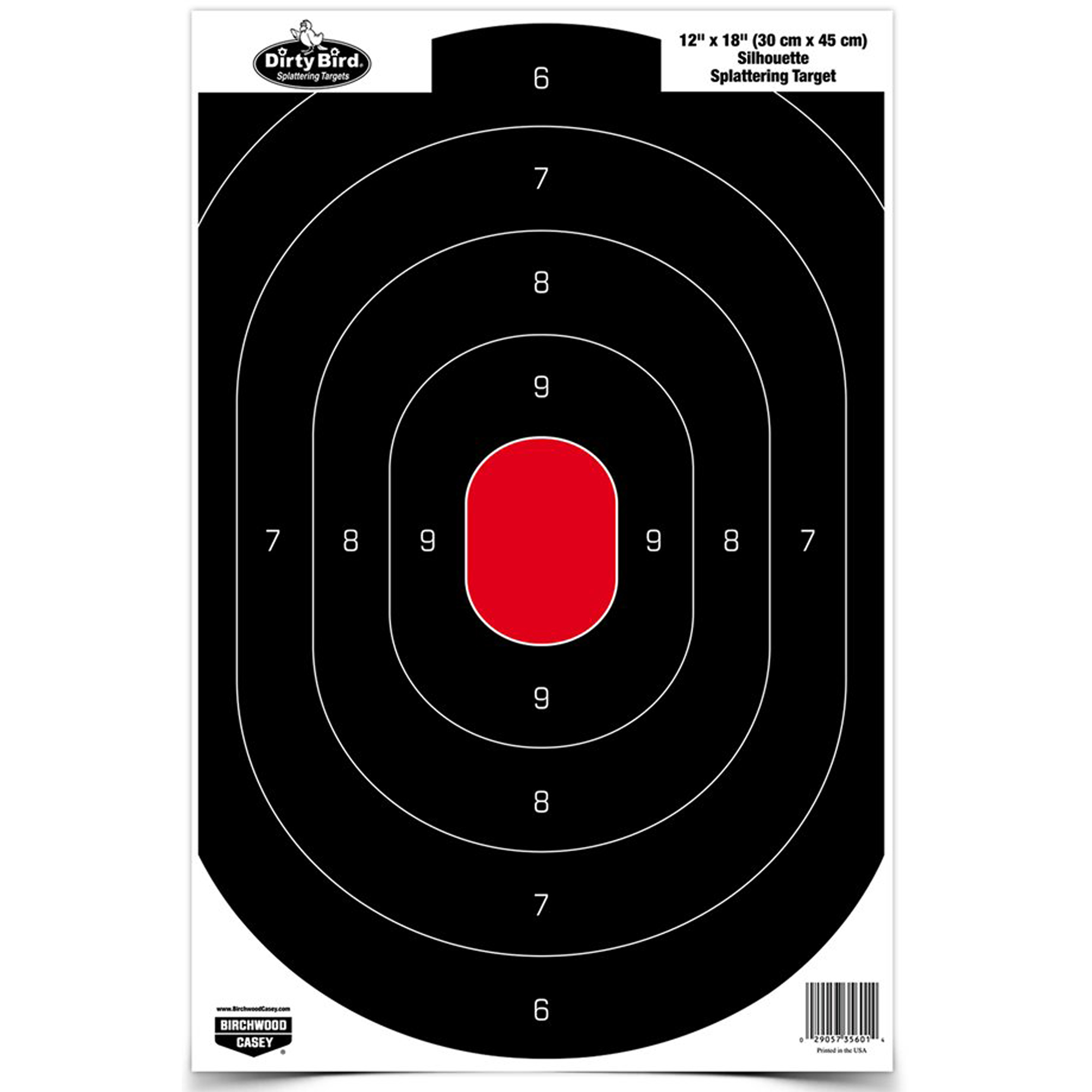 "Birchwood Casey is the name you know and trust when it comes to targets. They offer high quality"" affordable products made for serious shooters and beginners alike. Whether you're heading to the range for a day of fun with family and friends"" or getting some practice in before your next competition"" Birchwood Casey has the targets you need."