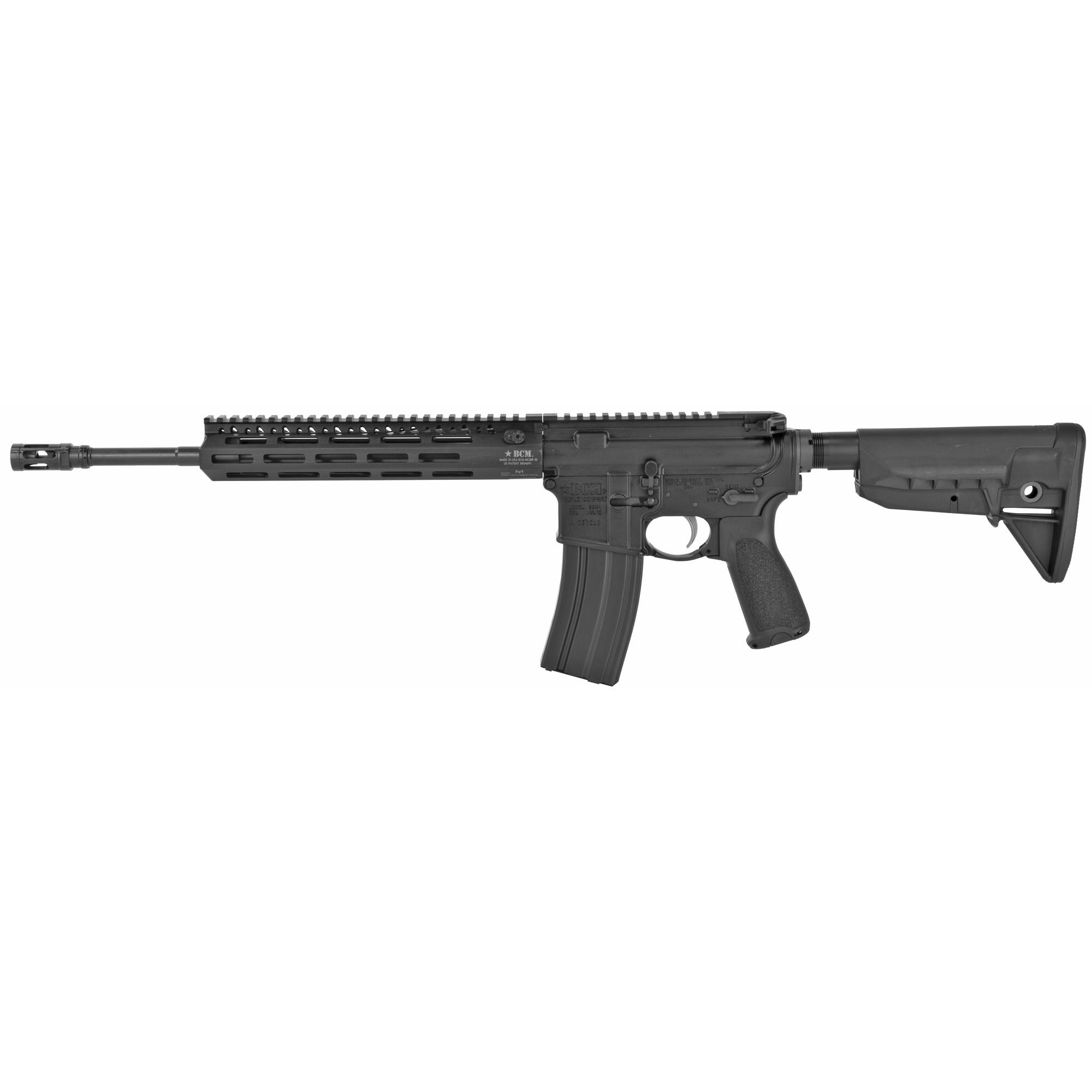 Bravo Company Reece-14 Mcmr-Lw Carbine 14.5″ Pinned (16″ Oal) 5.56 NATO 30Rd – Black