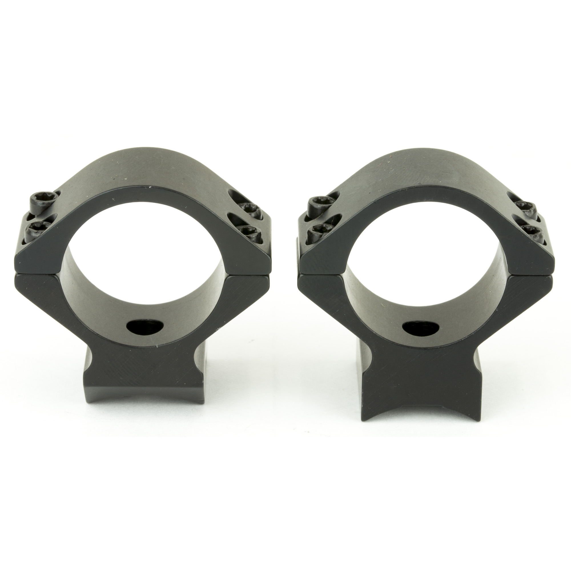 "Barrett Fieldcraft series rings"" high quality scope rings."