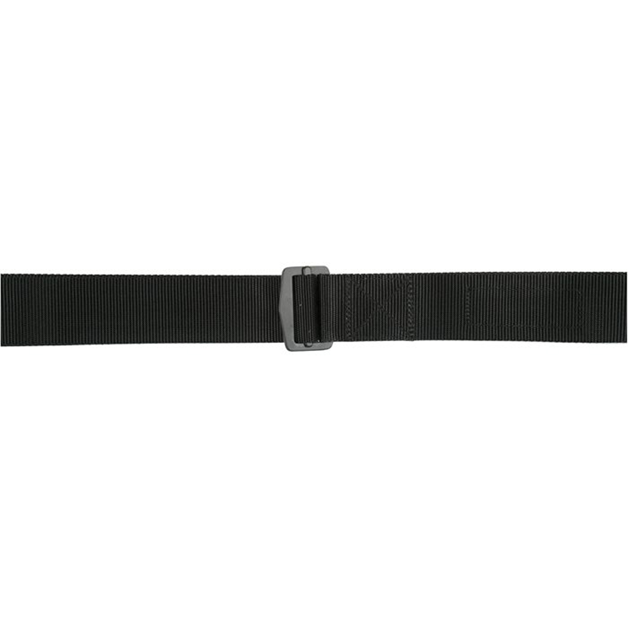 The classic choice: This one-size-fits-all belt features a metal friction buckle.