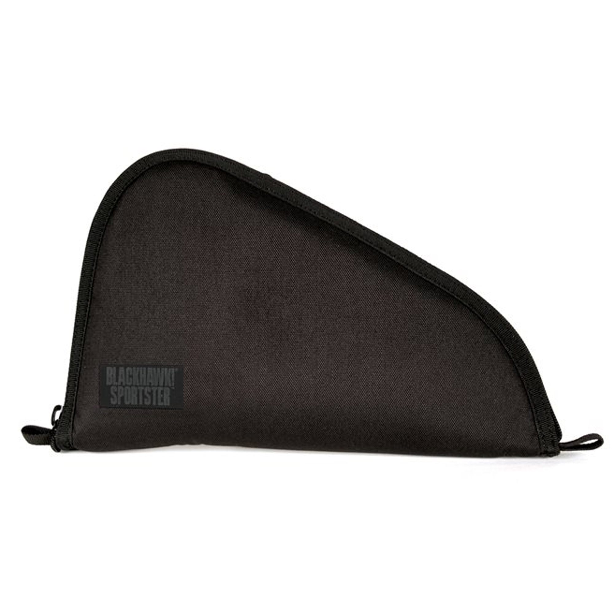 This classic pistol rug design protects firearms and provides easy transport.