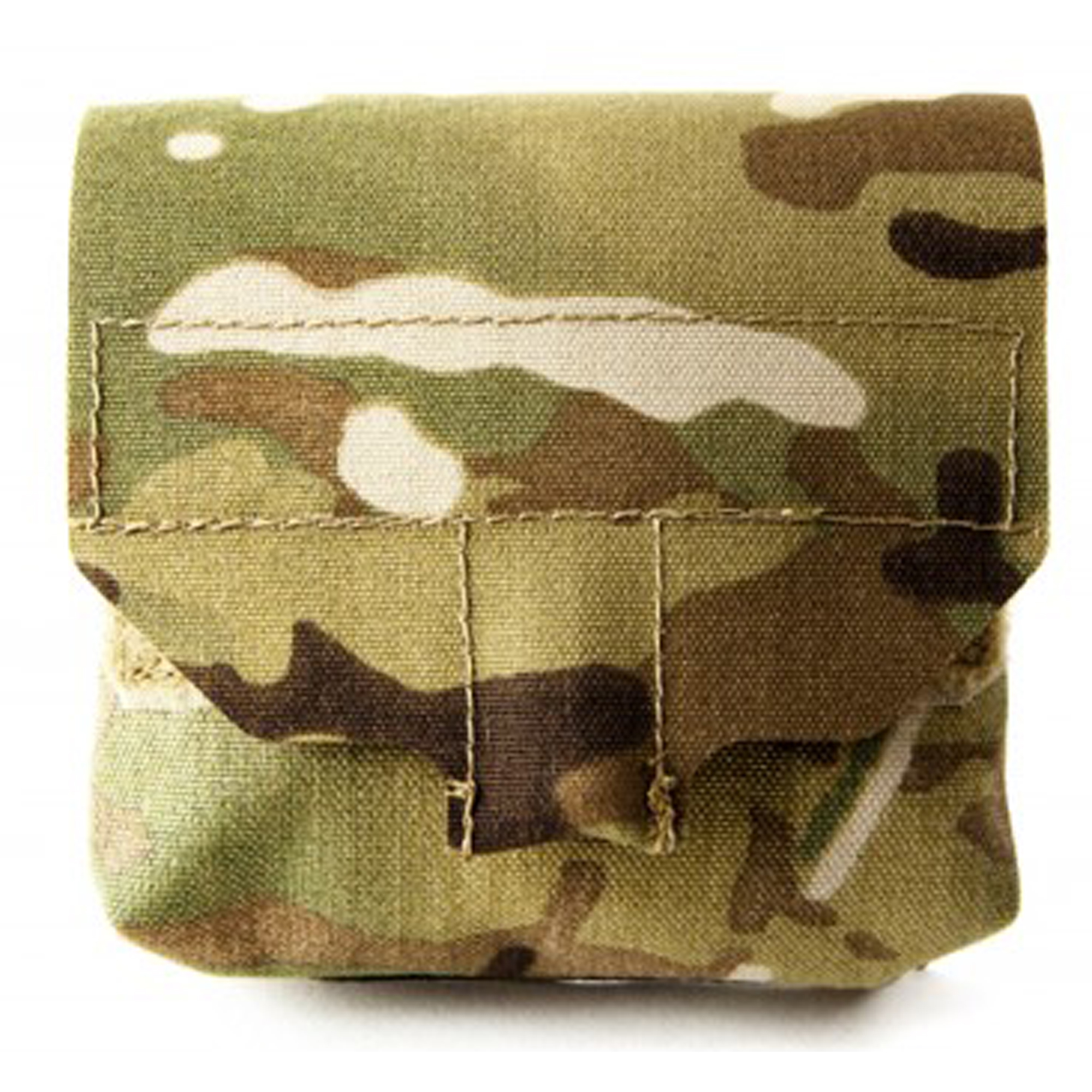 """As its name implies"""" the Boo Boo(R) Pouch was designed to hold non-essential essentials like a phone"""" chap-stick"""" snivel kit"""" earplugs"""" wallet or whatever smaller items may be needed. The lid is made from a single piece of ULTRAcomp(TM) laminate for a thinner"""" stronger"""" and more water resistant closure. The Boo Boo(R) Pouch has two elastic loops inside to aid in organization."""