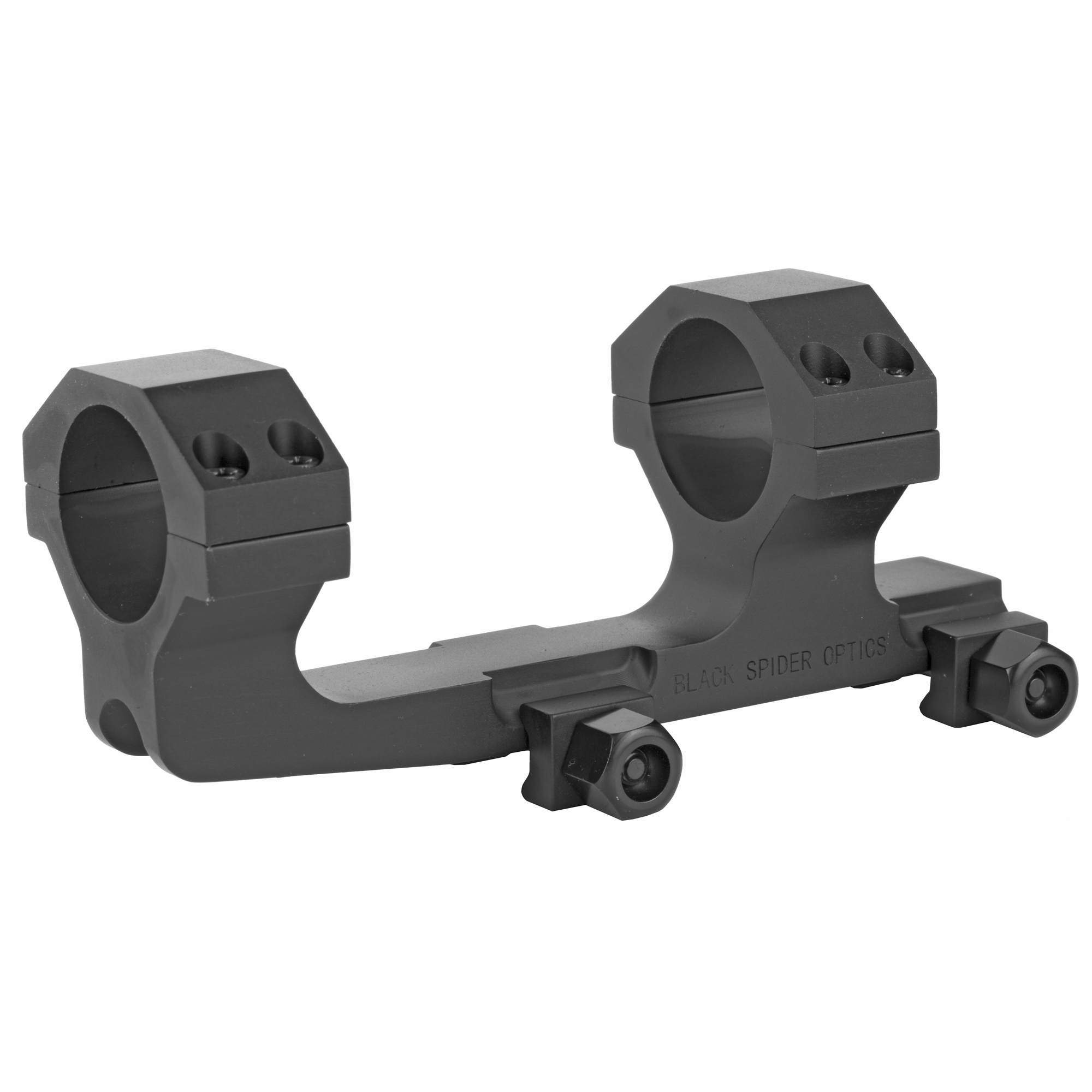 """Black Spider Optics was formed to fill the void in the market for high-quality"""" affordable optics and mounts that look great and perform exceptionally well. Because of their commitment to Customer Satisfaction"""" Technical Support"""" and Product Warranty"""" it's no surprise that the U.S. Military"""" Law Enforcement"""" Hunters and Enthusiasts alike choose Black Spider Optics!"""