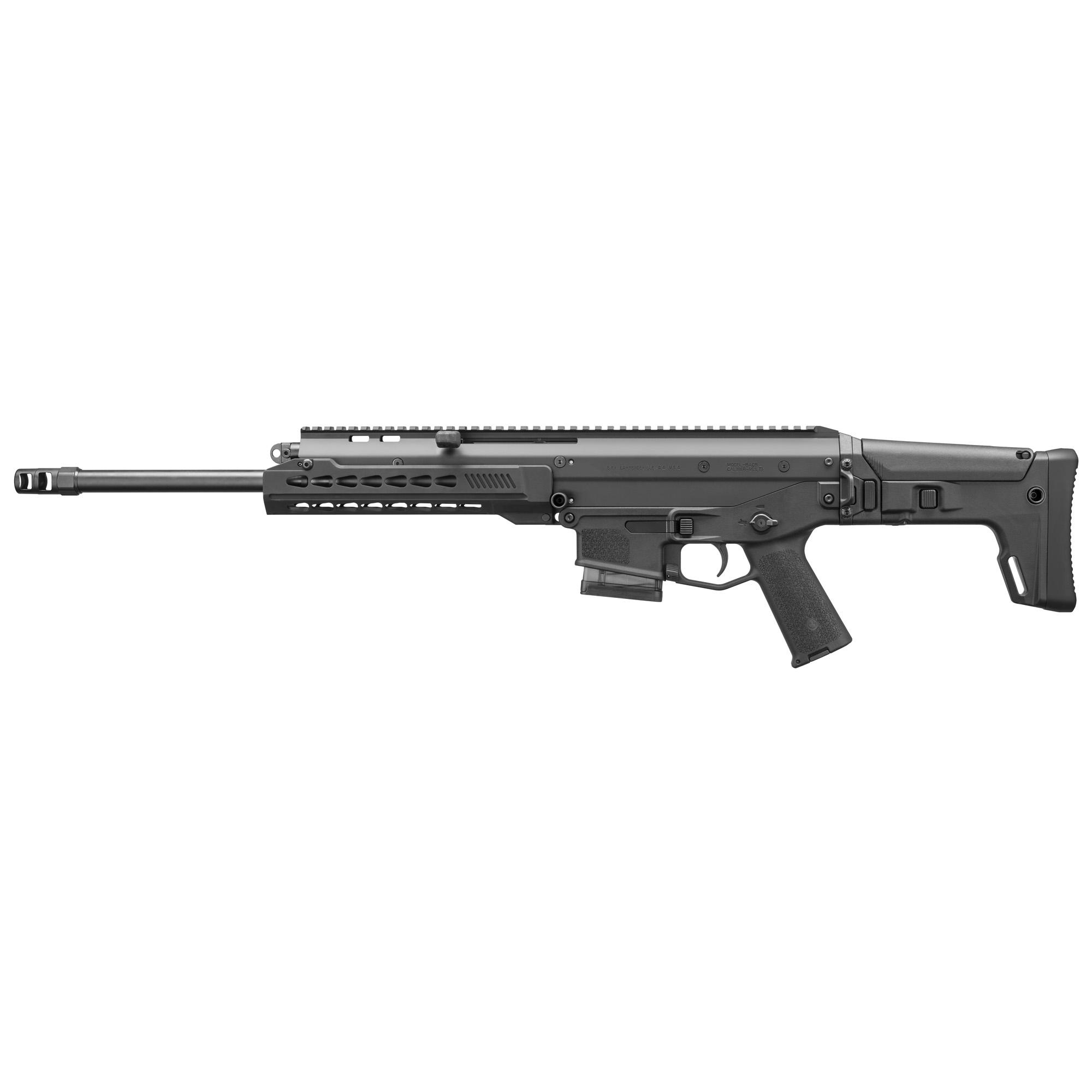 Bushmaster ACR Enhanced AR 16.5″ 450 Bushmaster 5Rd – Black
