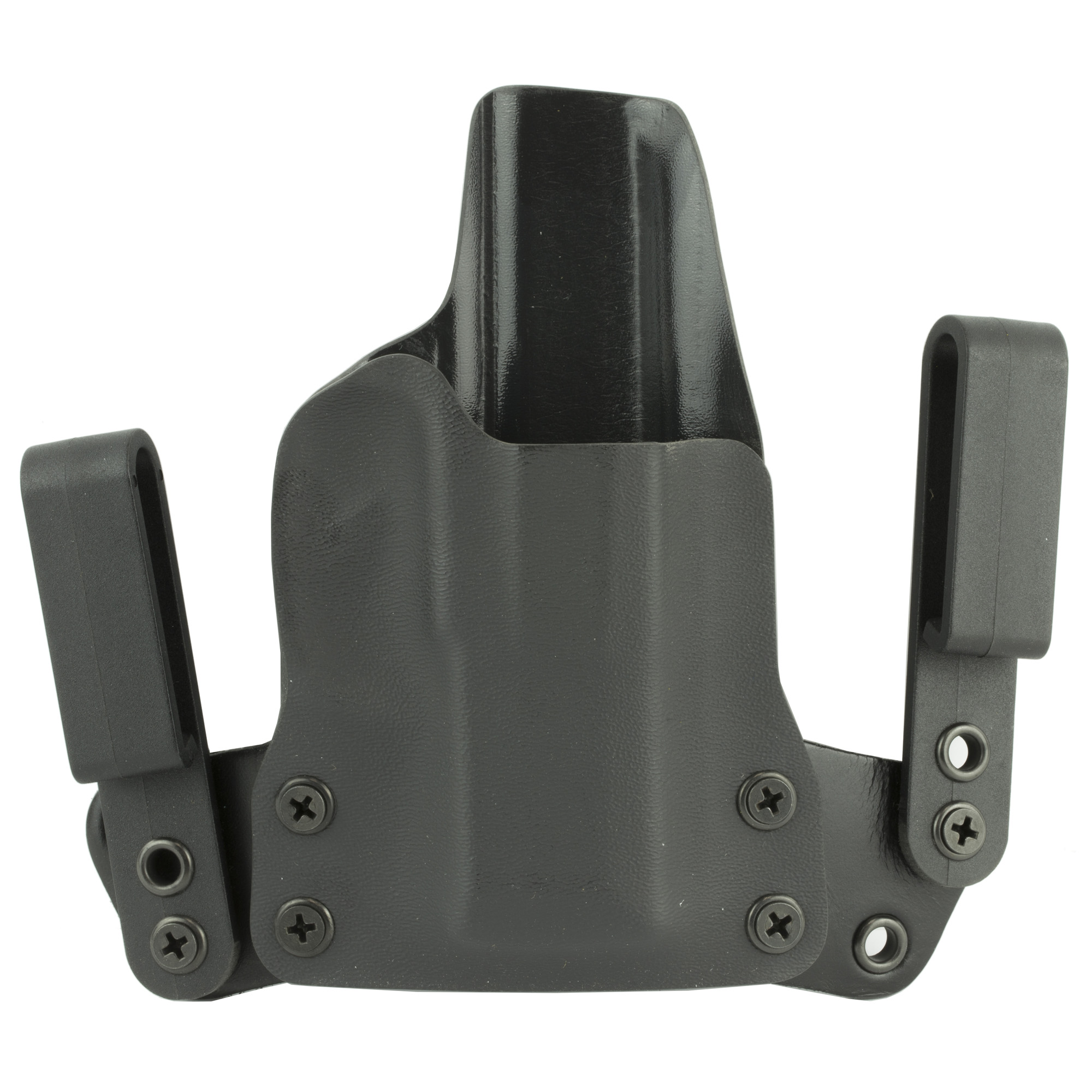 BlackPoint Tactical P365 Blackpoint Tactical Mini Wing IWB Holster Right Hand Kydex Inside Waistband Holster – Black