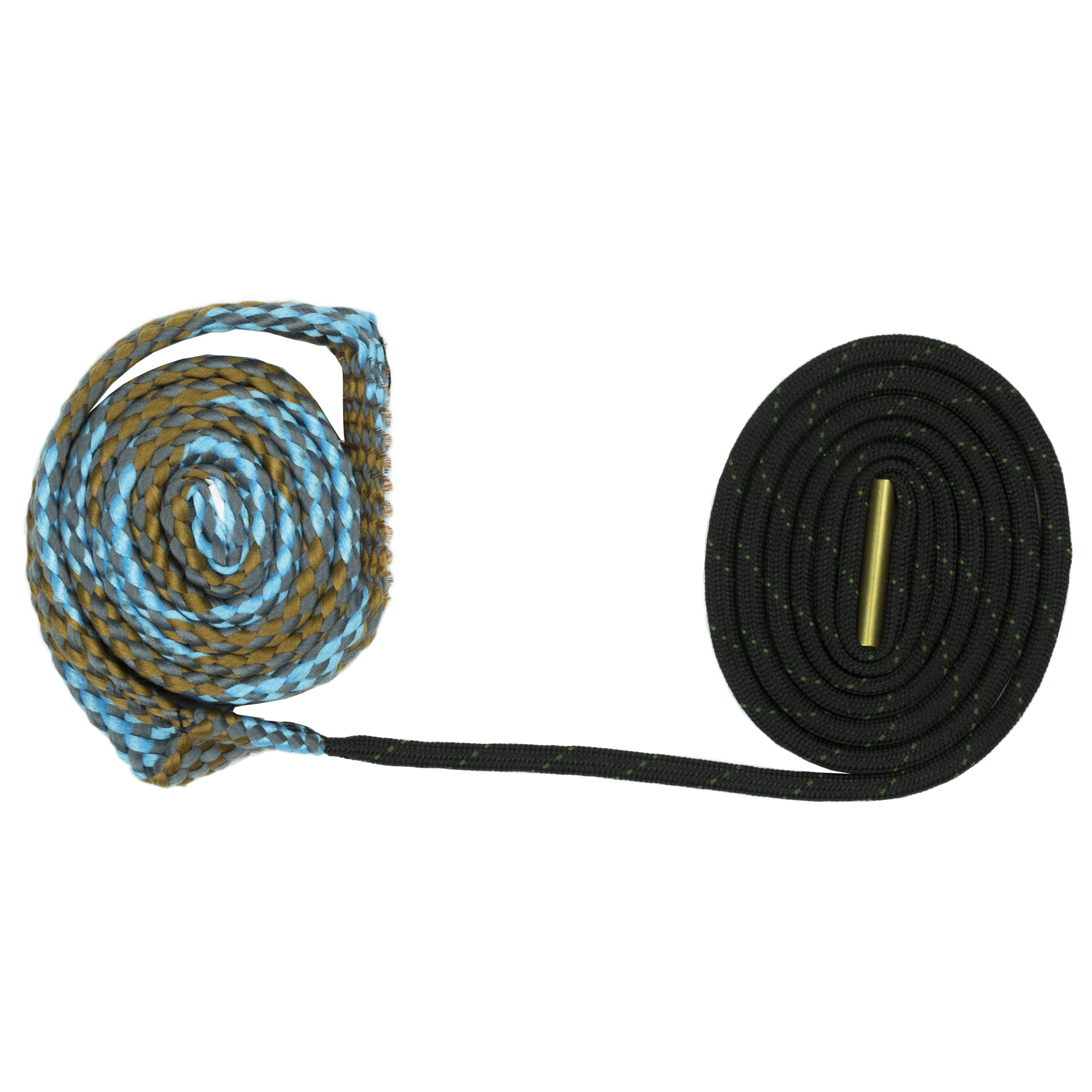 "The BoreSnake is the fastest bore cleaner on the planet. One pass loosens large particles"" scrubs out the remaining residue with a bronze brush"" then swabs it all spotless with a cleaning area 160x larger than a standard patch."