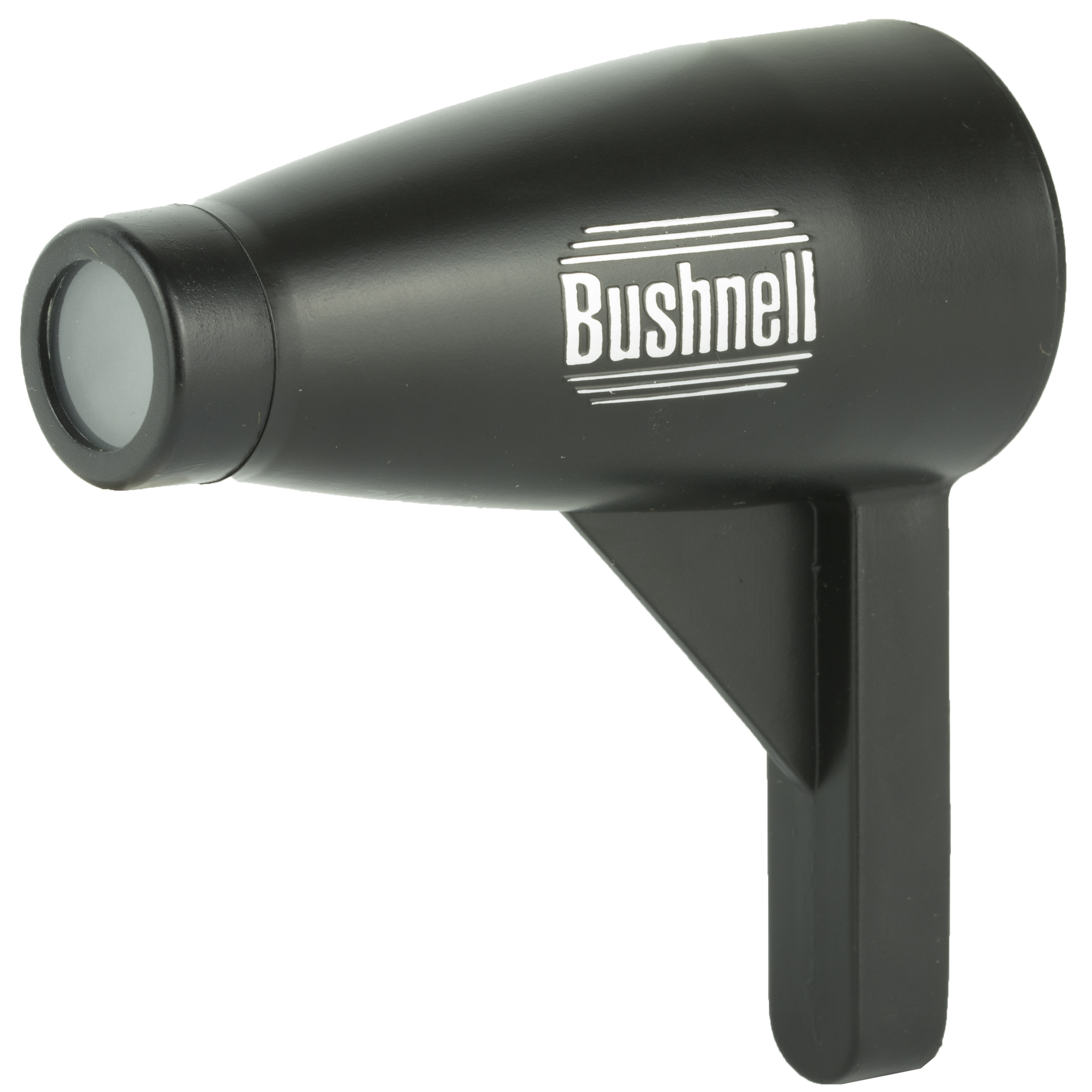 Bushnell Magnetic Boresight Riflescope Accessory 74-0001C - Works on all calibers and firearms. Revolutionary design eliminates the need for arbors. Magnetically attaches to the muzzle to facilitate a quick sighting in. Etched glass reticle.