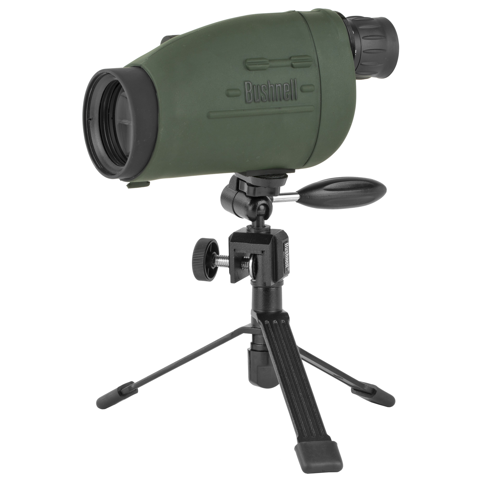 Designed specifically for hunting applications where compact optics are a necessity.
