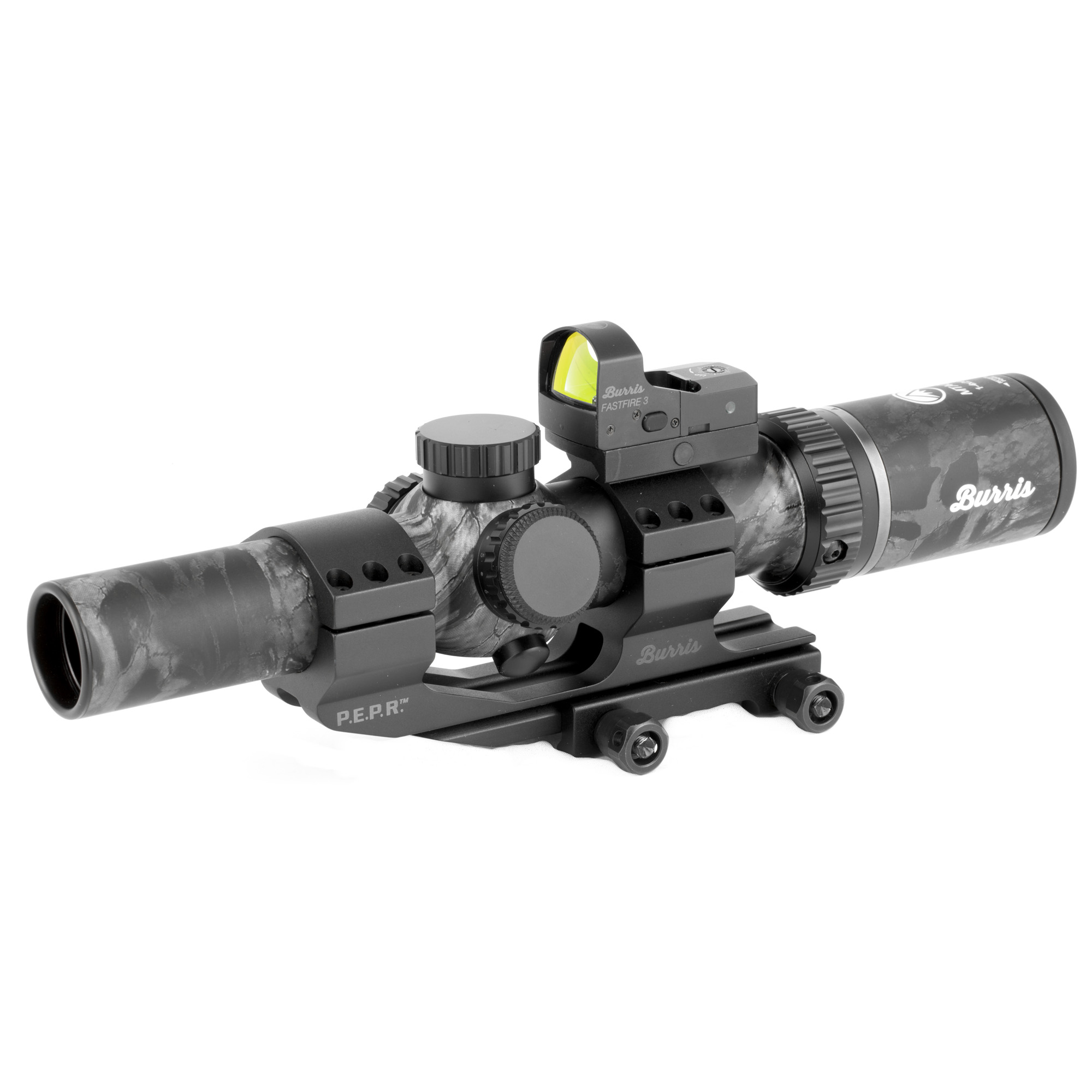 Scopes & Magnified Optics