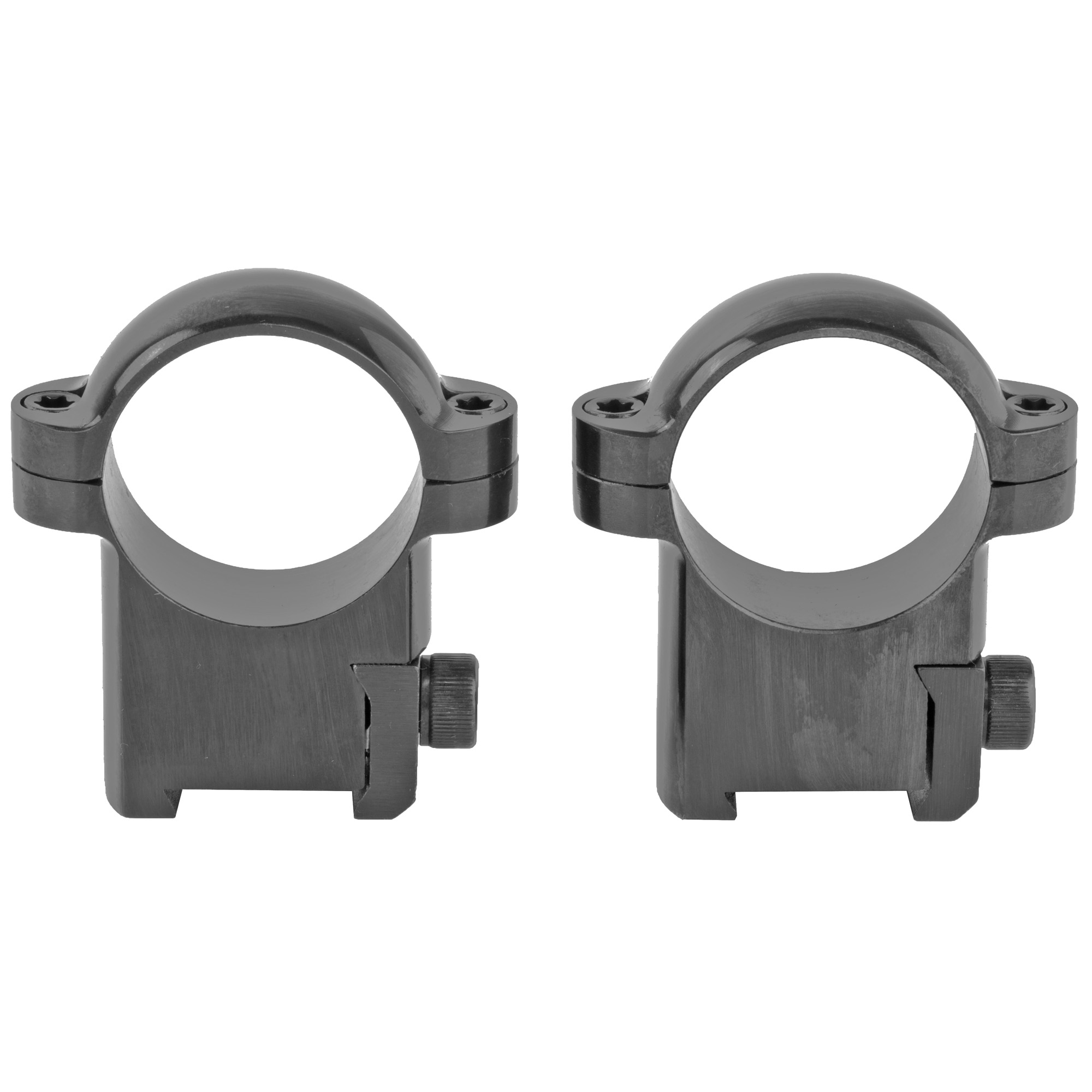 Burris rings for CZ(R) rifles are machined from solid steel for reliable accuracy.