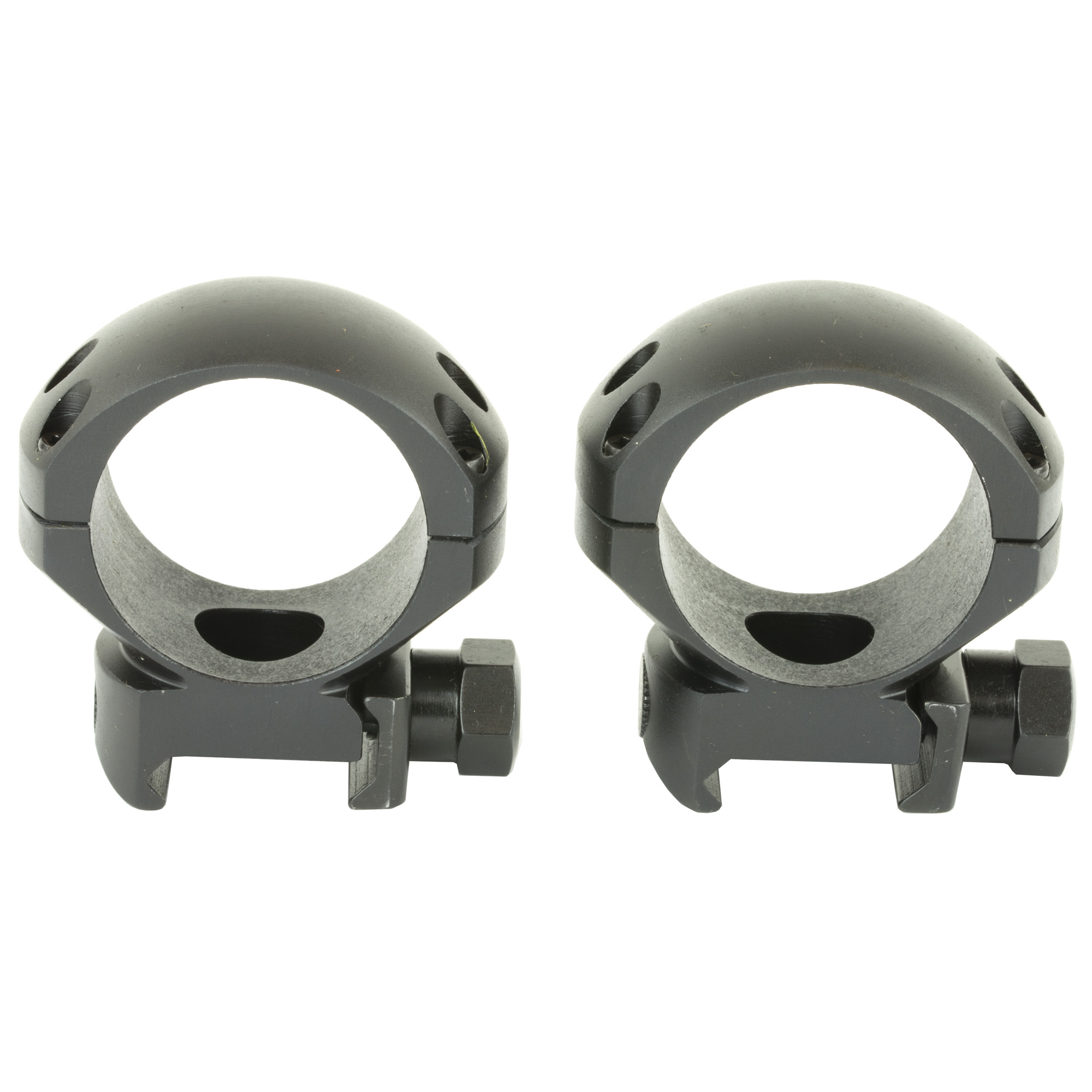 "Xtreme Tactical Rings were built to withstand brutal use from competitors and tactical operators. They are lightweight"" have plenty of holding power"" and can endure any amount of recoil."