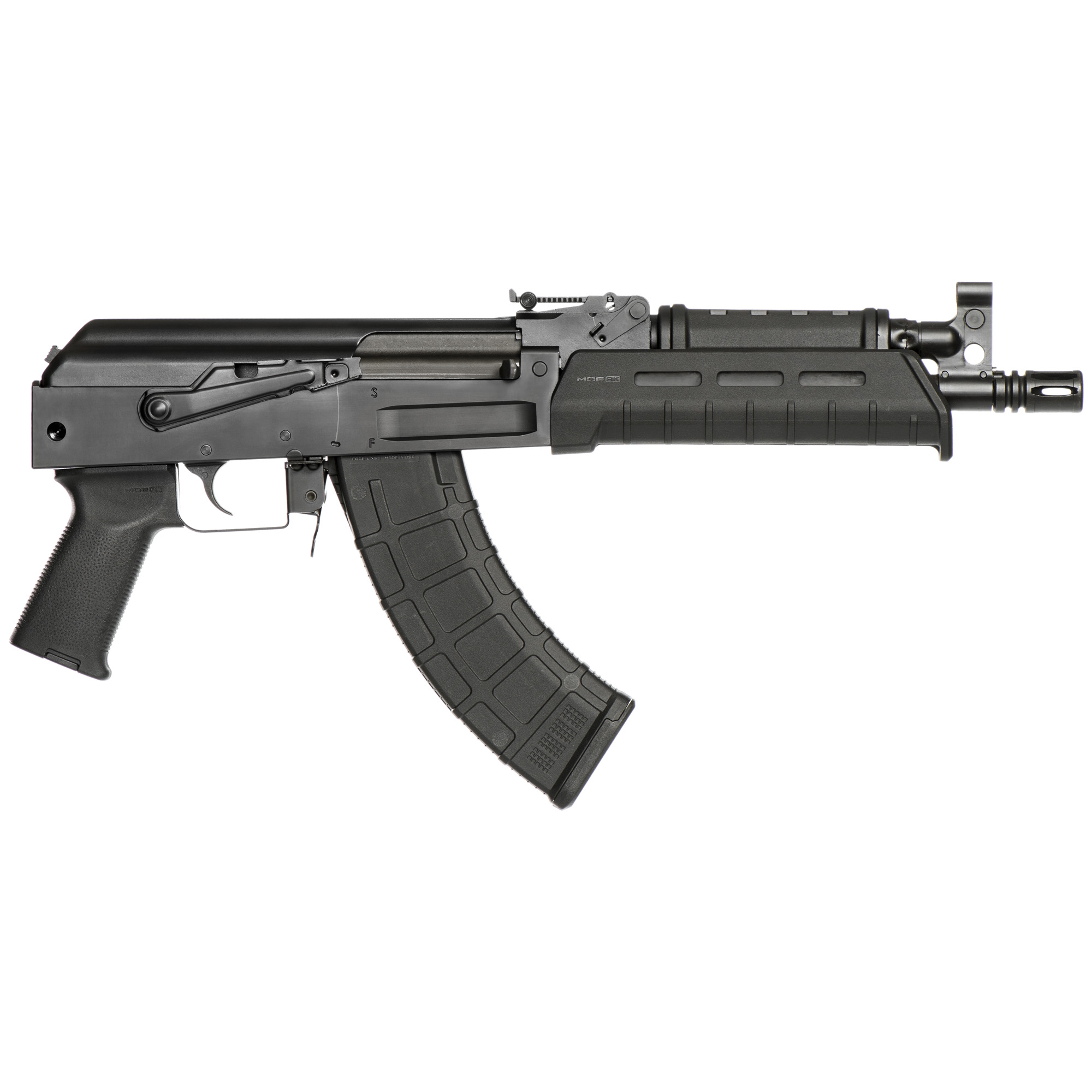 """The firepower and reliability of an AK-47 packed into pistol form makes the C39v2 Pistol a perfect option for the modern prepper"""" the ultimate backup or truck gun"""" or simply something for a day of ultimate fun at the range."""