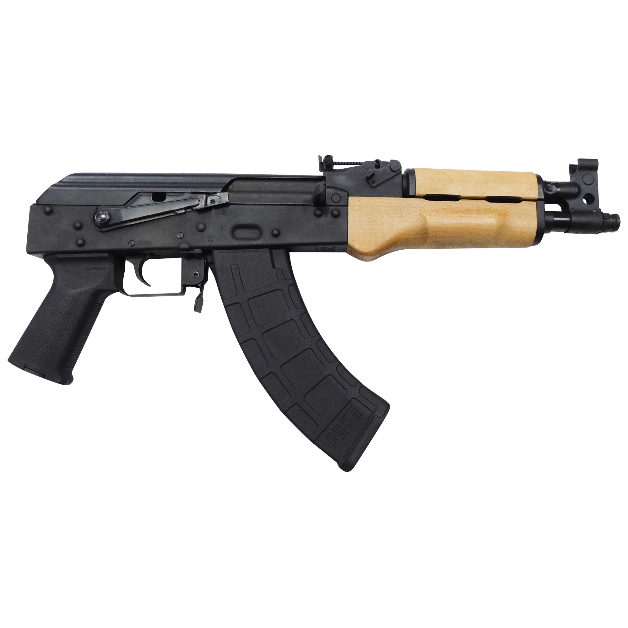 """The firepower and reliability of an AK-47 packed into pistol form makes the Draco Pistol a perfect option for the modern prepper"""" the ultimate backup or truck gun"""" or simply something for a day of ultimate fun at the range."""