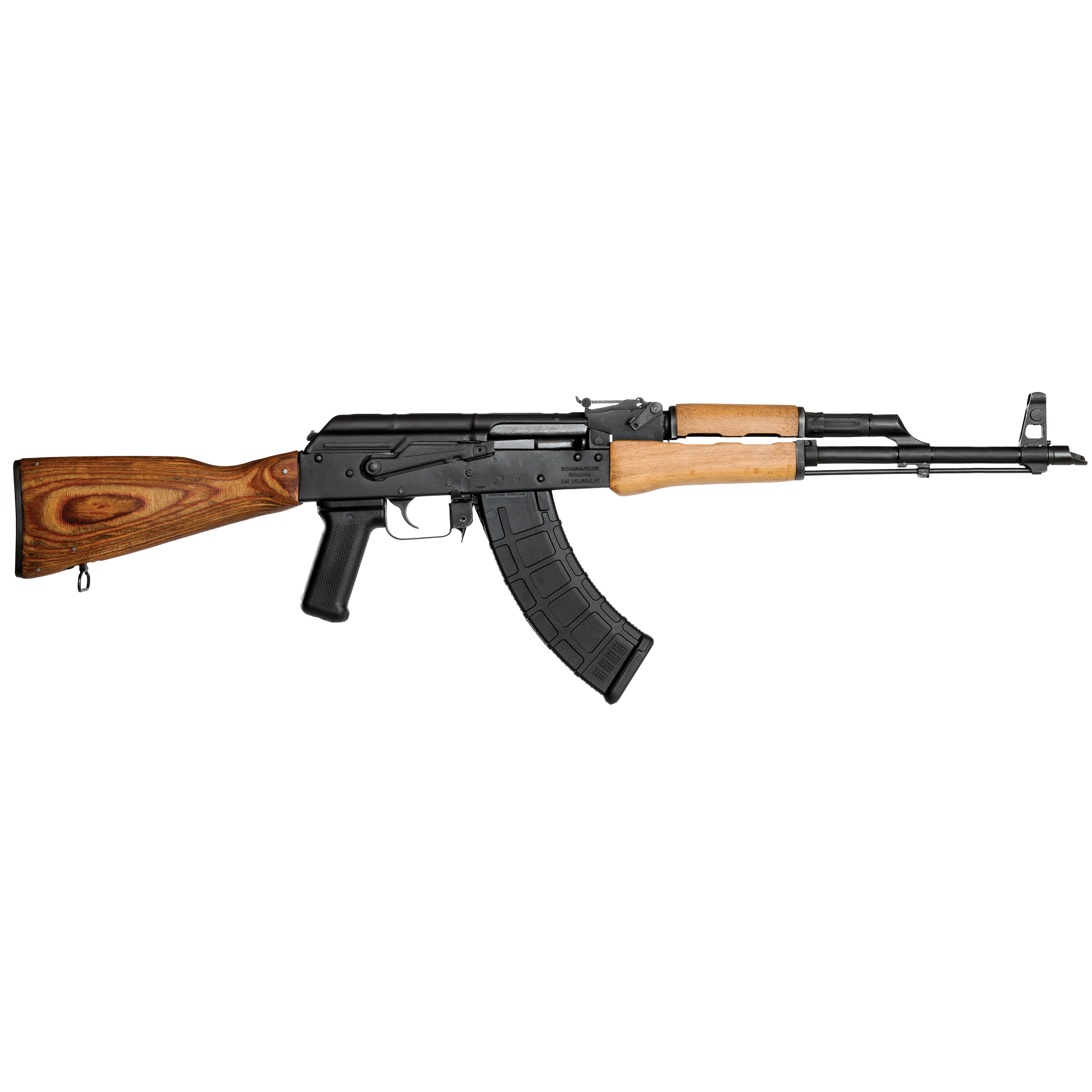 """The WASR-10 is known for its reliability and value. The hard chrome-lined hammer forged barrel"""" RAK-1 Enhanced Trigger Group and side mount scope rail make this rifle one of the best bargains in the industry."""