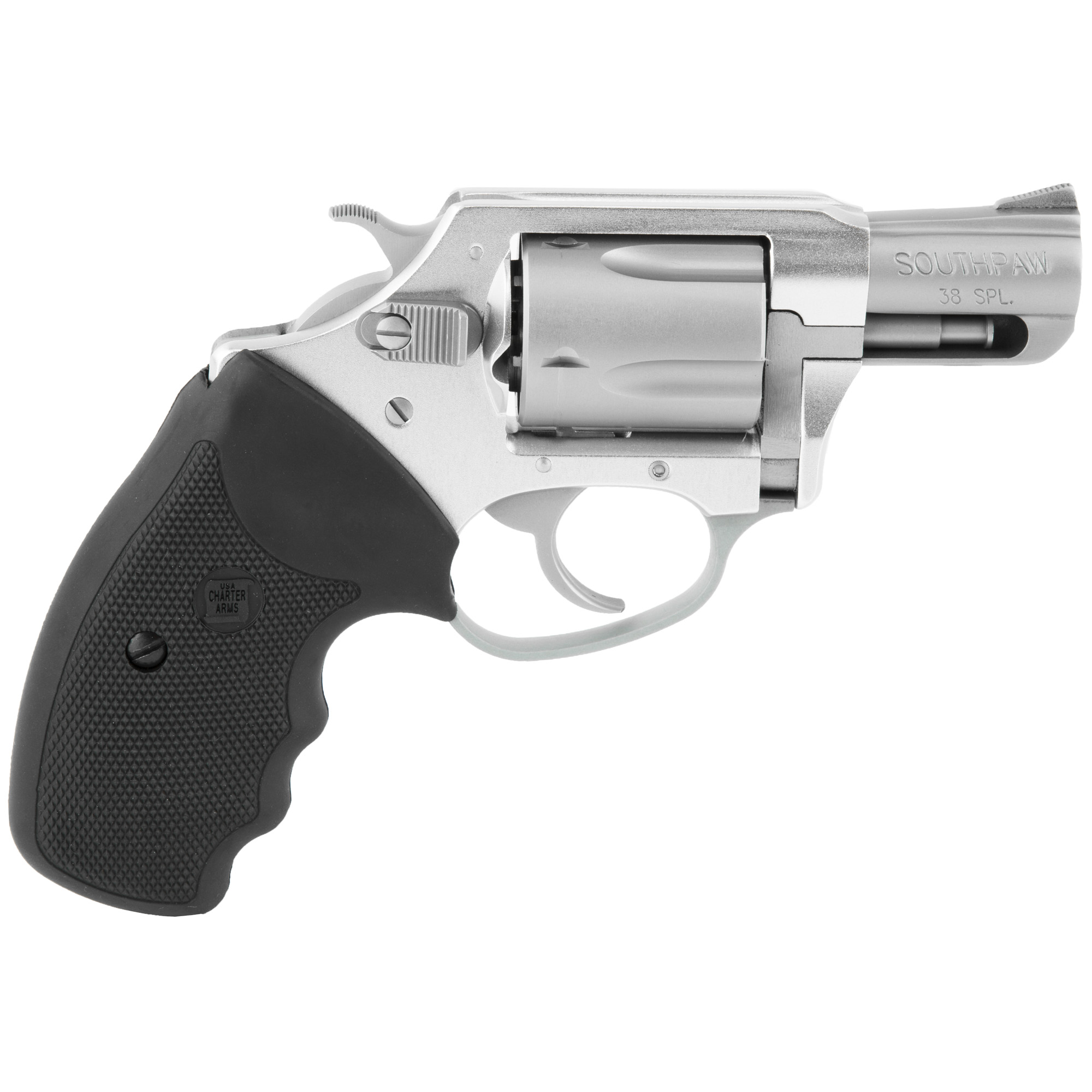 Charter Arms Southpaw left handed .38 special revolver