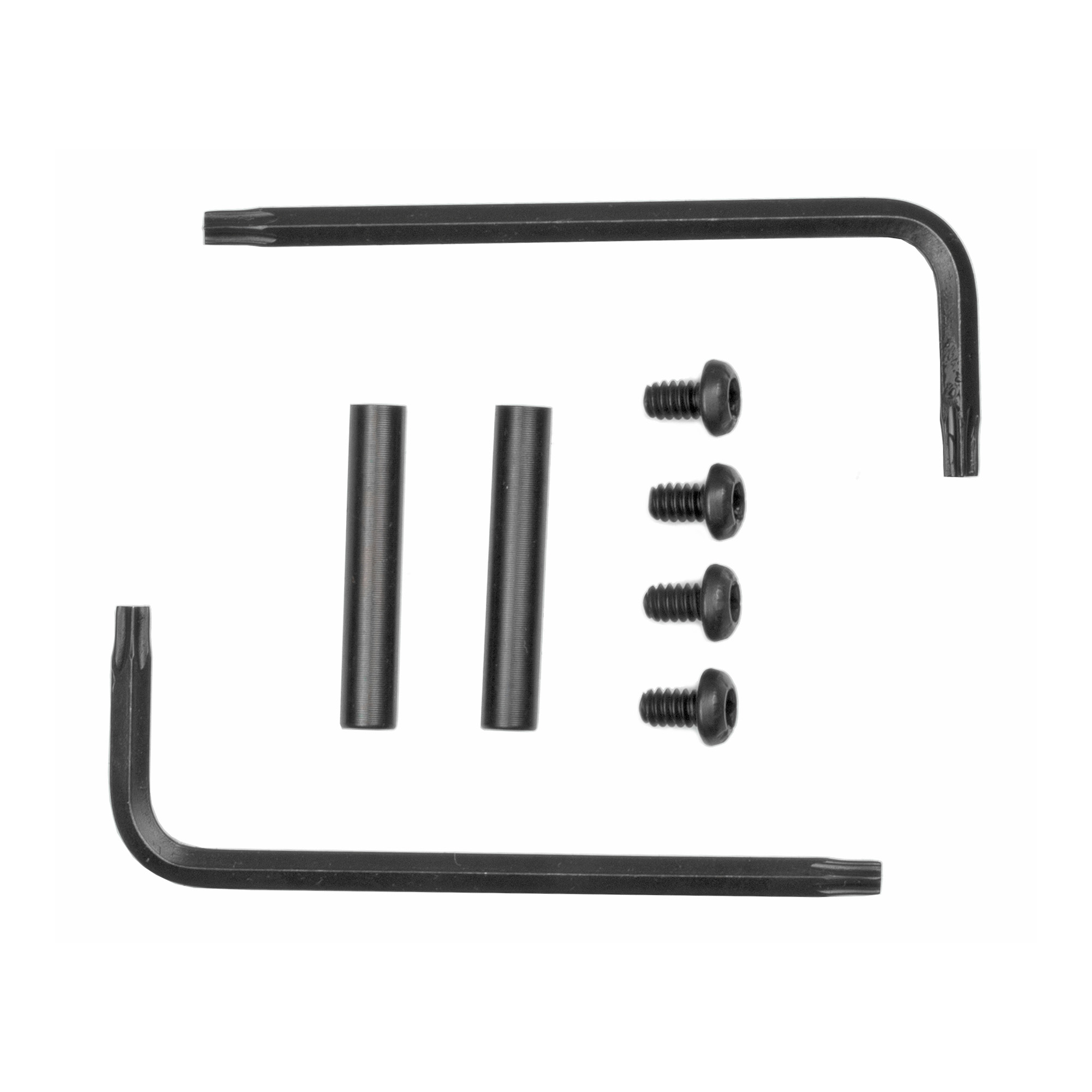 The CMC Trigger Anti-Walk Pin Set is easy to install and includes installation instructions with each set.