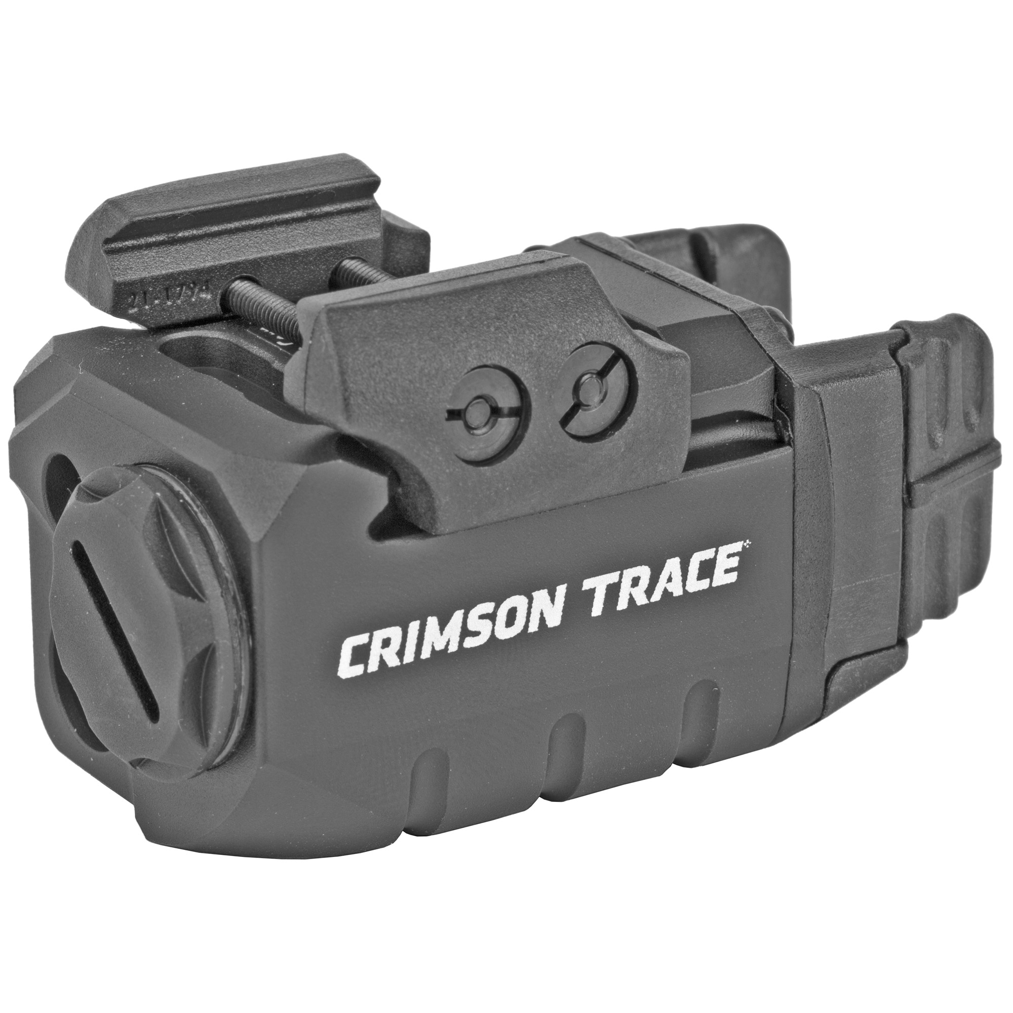 """The Rail Master(R) Pro Universal Red Laser Sight & Tactical Light combines two tactical tools in a single compact unit. The versatile unit is designed to fit most modern pistols"""" rifles and shotguns with an M1913 Picatinny or Weaver-style accessory rail. A powerful red laser anchors the unit and provides up to 2 hours of continuous use on a single CR2 Lithium battery. The Rail Master Pro also includes a powerful 100 Lumen white light for target identification. The unit features four operational modes including: Laser/Light Constant On"""" Laser Constant On"""" Light Constant On"""" and Laser w/Light Dazzler. Activation is instant"""" with Tap On"""" Tap Off controls and a programmed Auto Shut Off at five minutes to conserve battery life."""