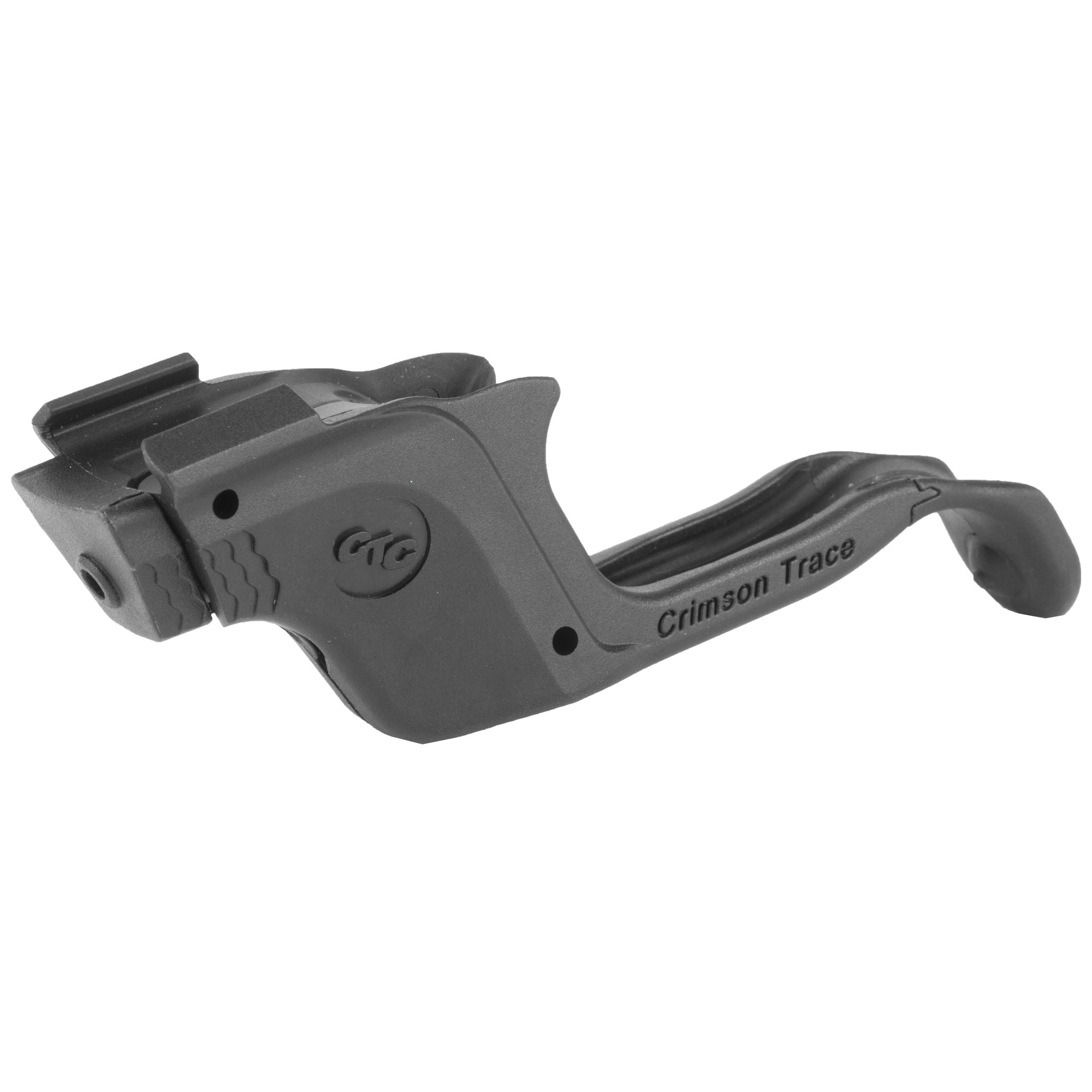 """LG-360G Green Laserguard(R) is a green laser sight specifically designed for Smith & Wesson M&P Full-Size and Compact pistols. User-installed in moments"""" and fully adjustable for windage and elevation"""" the LG-360G is securely mounted to the trigger guard and accessory rail. Featuring a bright green laser that is highly visible in all lighting conditions"""" the Laserguard runs for more than two hours with included battery. The LG-360G features Instinctive Activation(TM) which allows the laser to be activated when the pistol is held in a normal firing grip."""