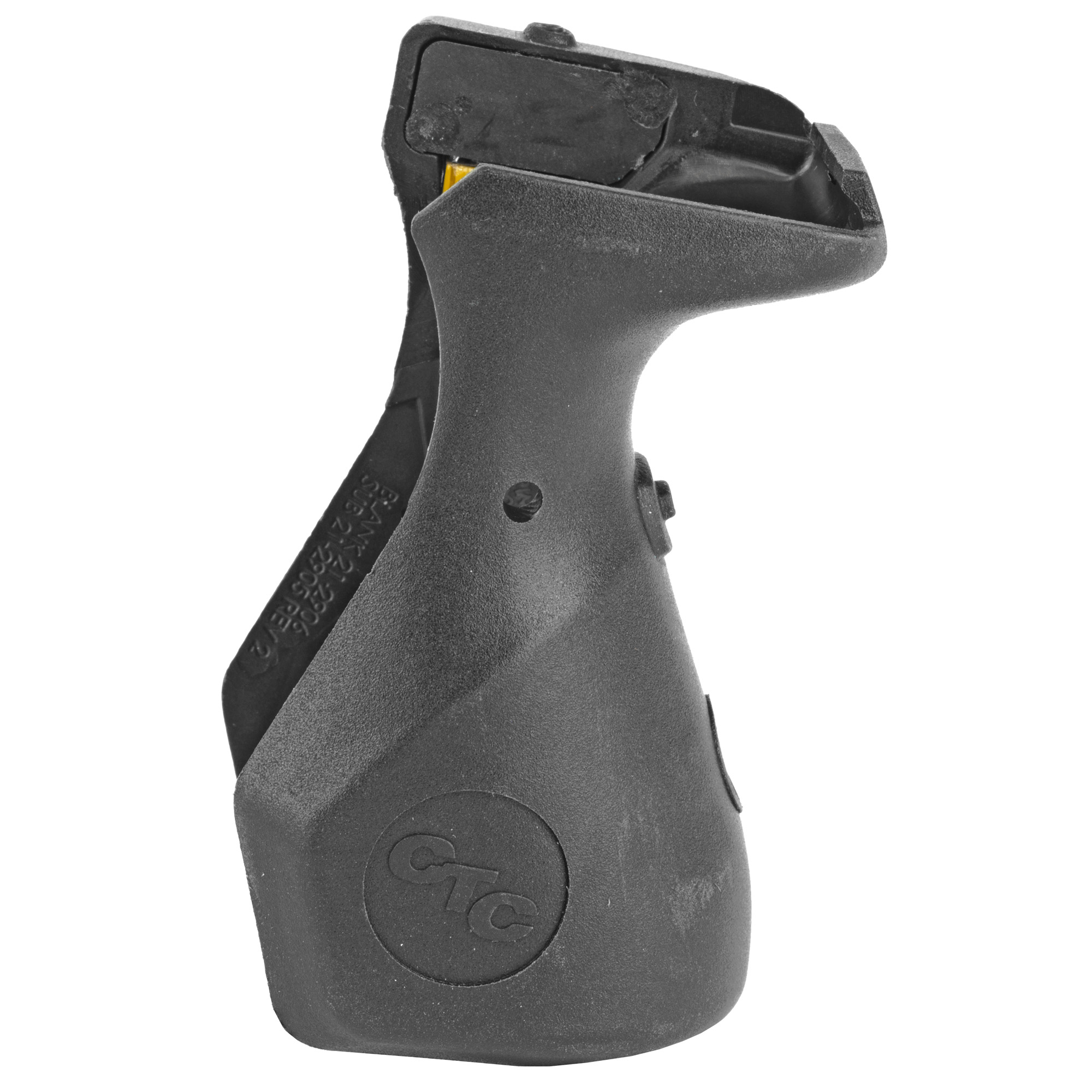 """Specifically designed for the unique contours of 4th Gen GLOCK Subcompact pistols"""" the rear activation LG-852 offers a repeatable sighting advantage for your pistol. These Lasergrips provide the versatility of instant activation from a rear switch."""