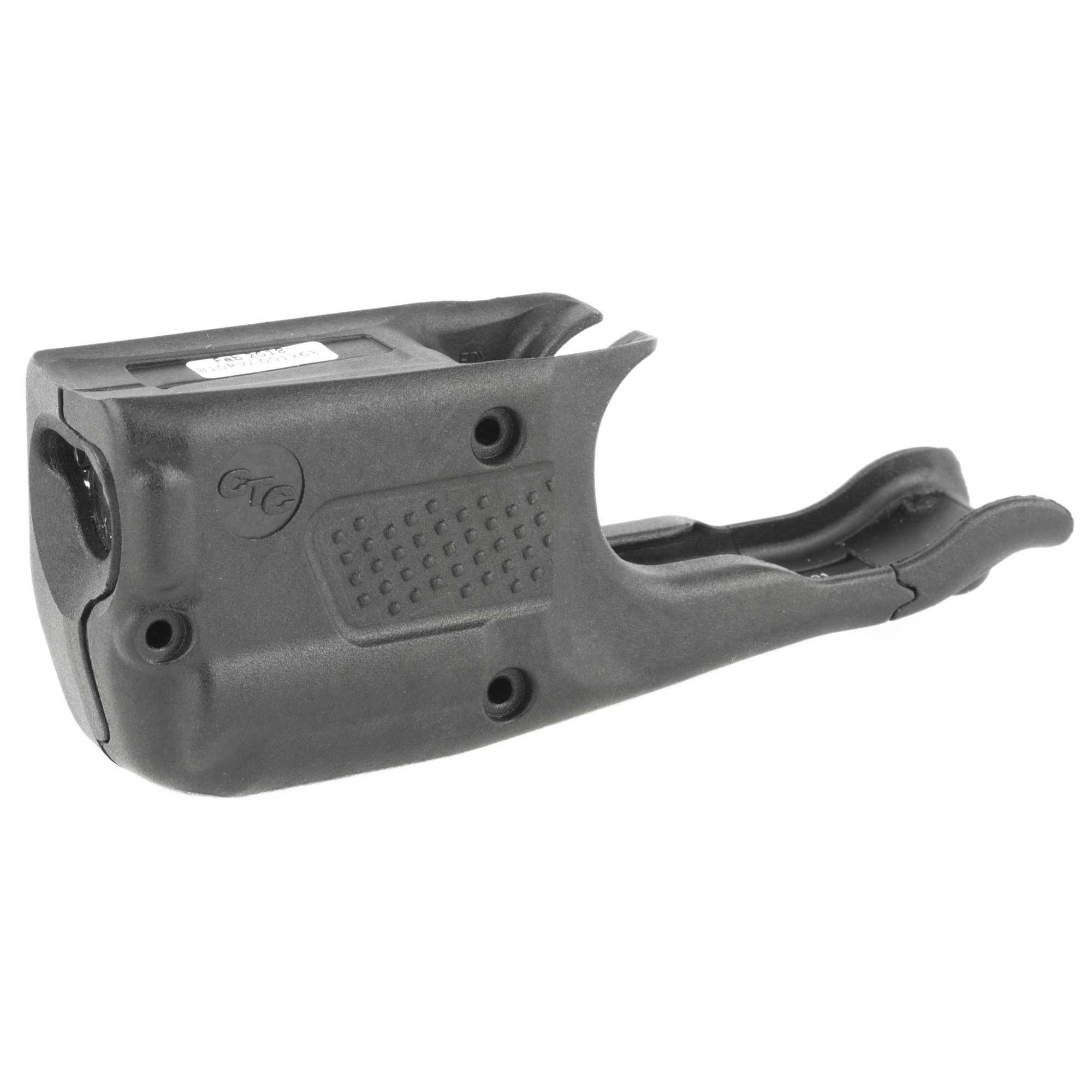 """LL-810 Laserguard(R) Pro(TM) for GLOCK Subcompact pistols is a powerful red laser sight and 150 Lumen LED white light in a single compact unit. This illumination and targeting product is activated with Crimson Trace's famed Instinctive Activation(TM)"""" which activates the unit via a front activation button when the pistol is held in a normal firing grip. The LL-810 features four modes of operation (see below)"""" a Master On/Off Switch"""" is completely user-installed in moments with no modifications to the gun frame and the laser is user-adjustable for windage and elevation. Offers 2 hours of battery with a single CR2 Lithium battery. This model will fit the following GLOCK pistols: 3rd Generation 26"""" 27"""" 33"""" 36"""" Gen4 26"""" 27"""" 33"""" and Gen5 26."""