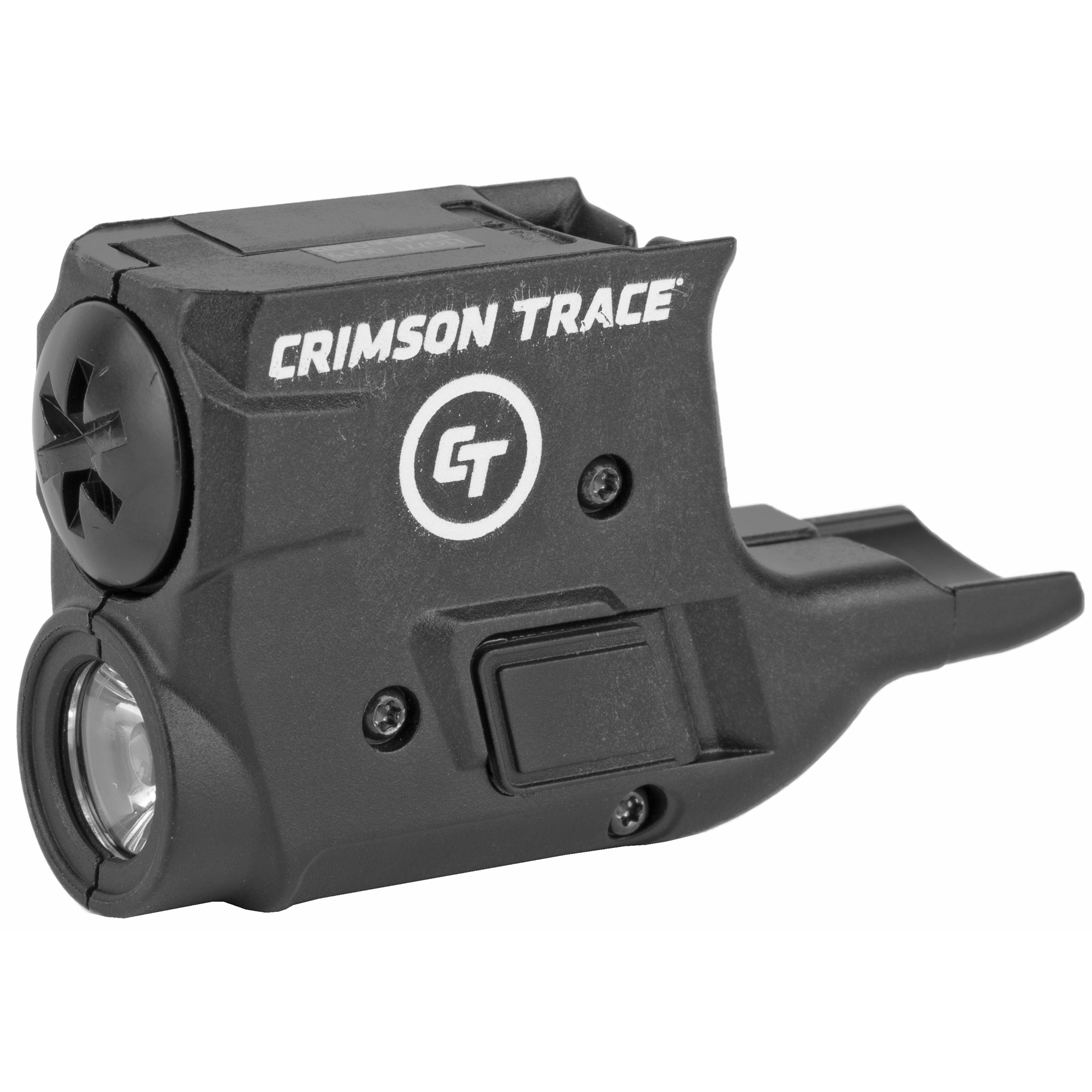 """The LTG-771 Lightguard(TM) is a 110 Lumen LED White Light designed to securely fit around the trigger guard of Springfield Armory(R) XD-S pistols. Featuring ambidextrous Instant Activation(TM) with Constant and Momentary modes"""" the LTG-771 offers over one (1) hour of illumination with two (2) 1/3N batteries (included). With ruggedized polymer construction and a rapid change battery cap"""" this tactical light offers effective illumination for XD-S owners. A best-in-class weapon mounted light from the brand you trust for personal protection optics."""