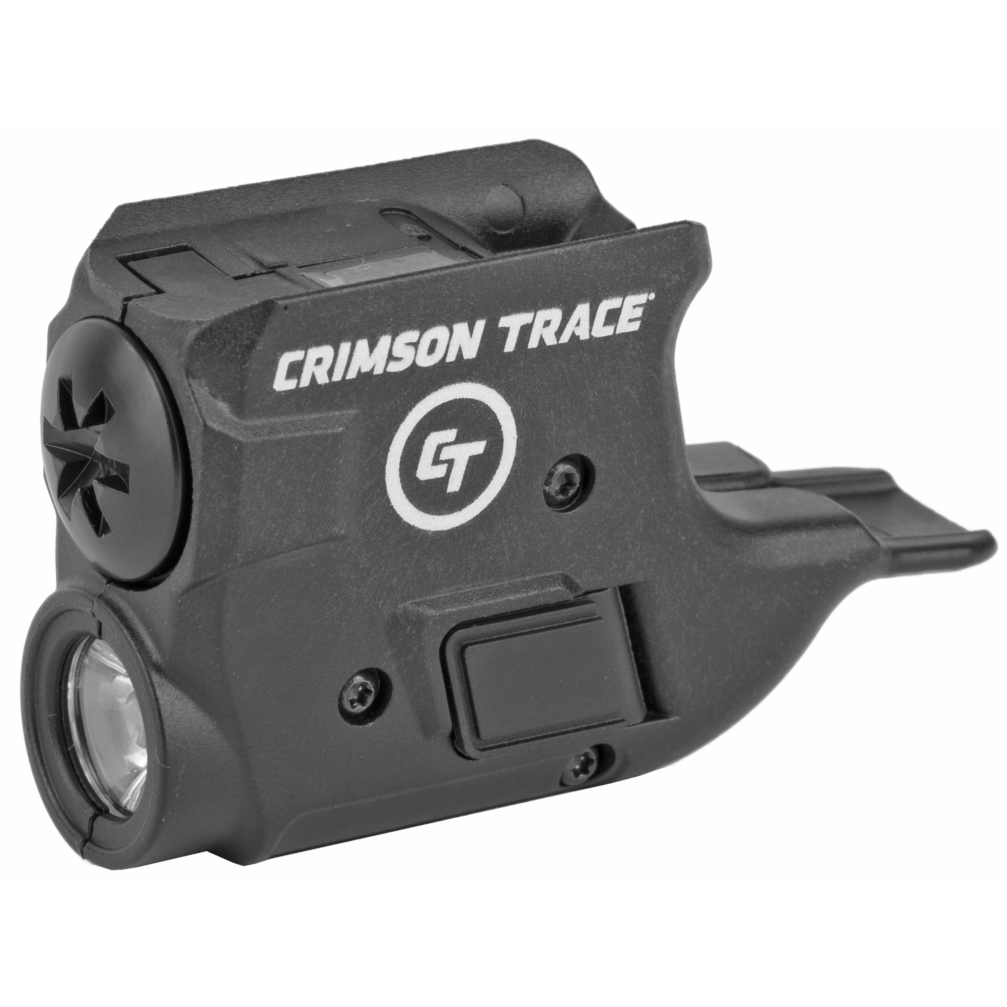 """The LTG-772 Lightguard(TM) is a 110 Lumen LED White Light designed to securely fit around the trigger guard of SIG SAUER(R) P365 pistols. Featuring ambidextrous Instant Activation(TM) with Constant and Momentary modes"""" the LTG-772 offers over one (1) hour of illumination with two (2) 1/3N batteries (included). With ruggedized polymer construction and a rapid change battery cap"""" this tactical light offers effective illumination for P365 owners. A best-in-class weapon mounted light from the brand you trust for personal protection optics."""