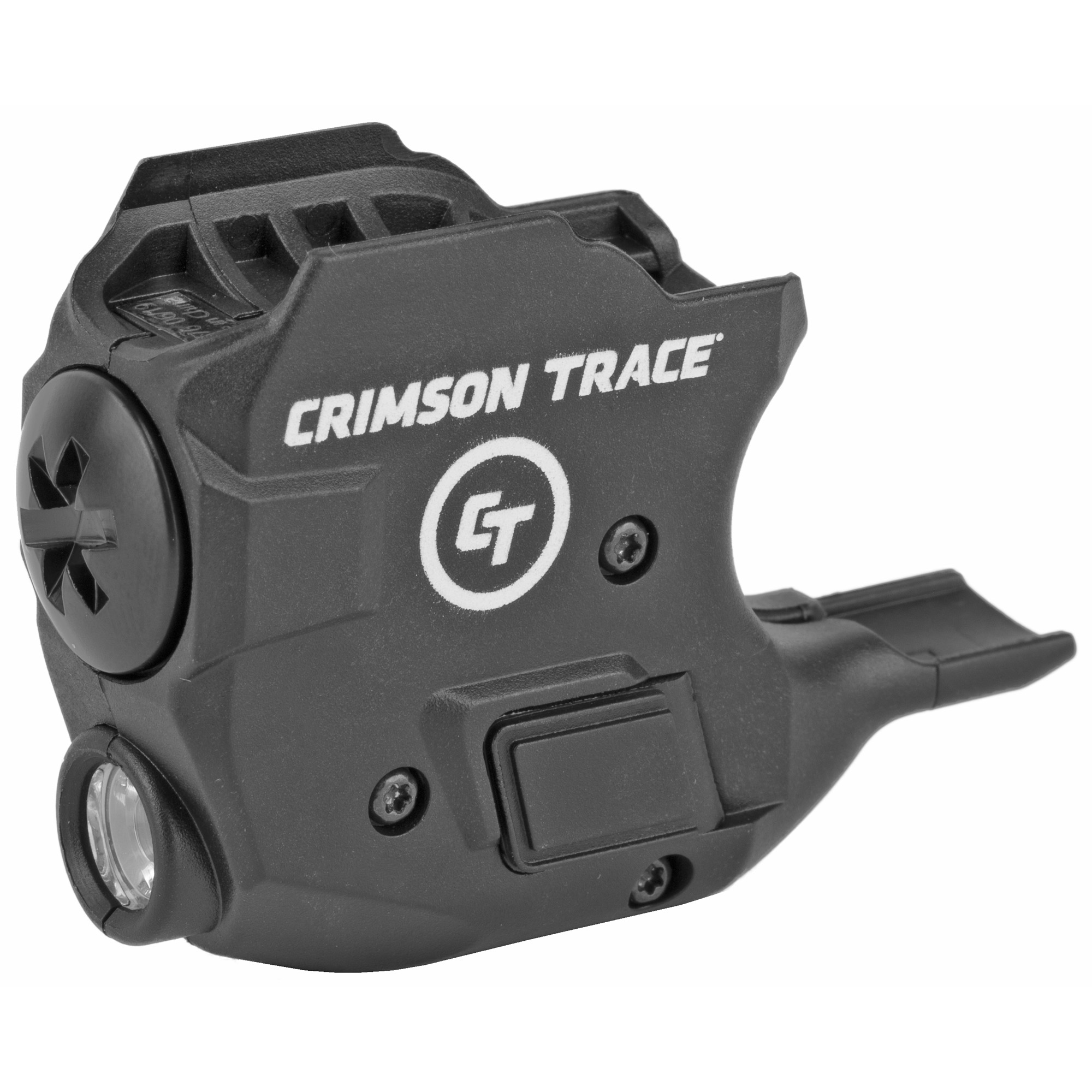 """The LTG-776 Lightguard(TM) is a 95 Lumen LED White Light designed to securely fit around the trigger guard of SIG Sauer P238 & P938 pistols. Featuring ambidextrous Instant Activation(TM) with Constant and Momentary modes"""" the LTG-776 offers over one (1) hour of illumination with two (2) 1/3N batteries (included). With ruggedized polymer construction and a rapid change battery cap"""" this tactical light offers effective illumination for P238 and P938 owners. A best-in-class weapon mounted light from the brand you trust for personal protection optics."""