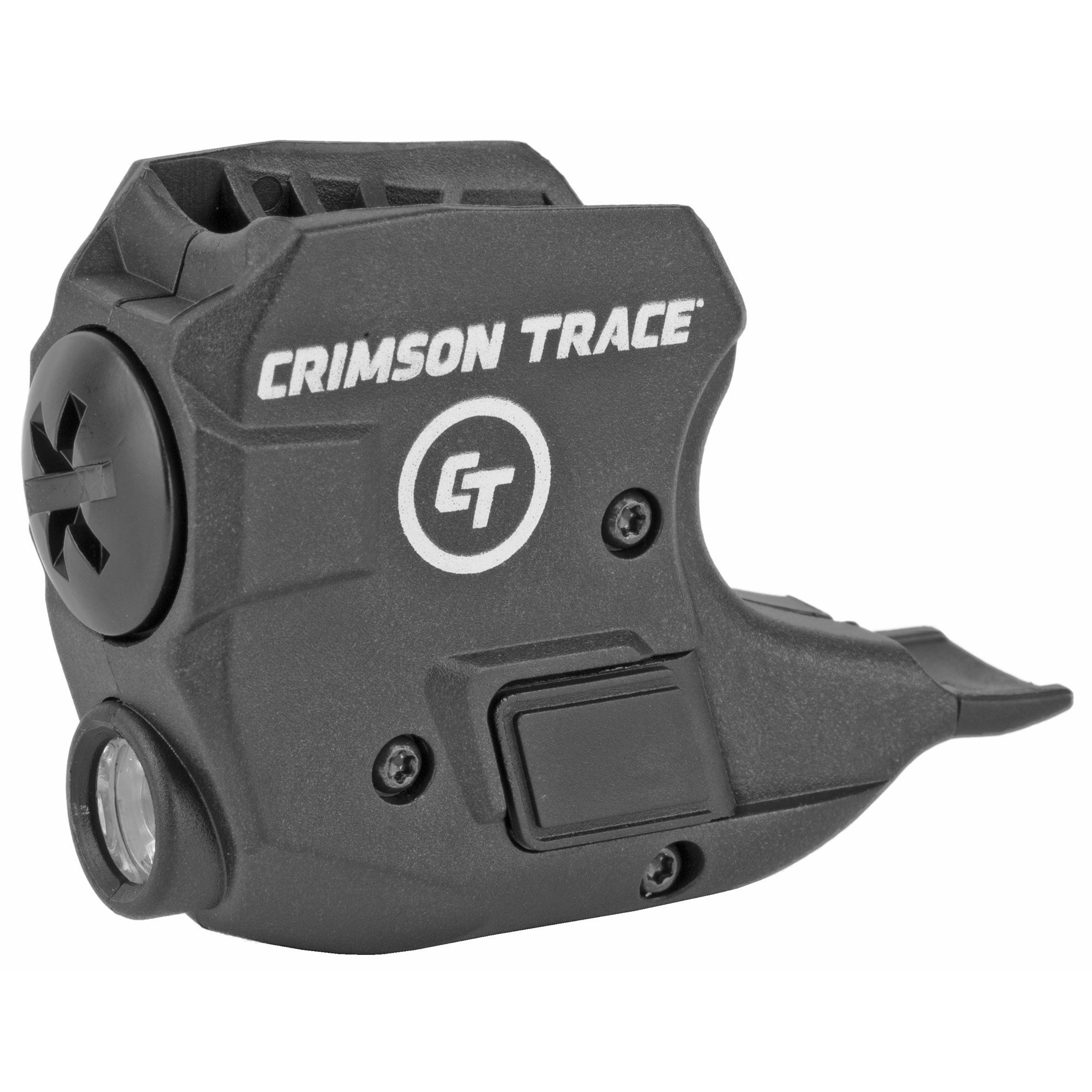 """The LTG-778 Lightguard(TM) is a 95 Lumen LED White Light designed to securely fit around the trigger guard of Ruger(R) LCP II pistols. Featuring ambidextrous Instant Activation(TM) with Constant and Momentary modes"""" the LTG-778 offers over one (1) hour of illumination with two (2) 1/3N batteries (included). With ruggedized polymer construction and a rapid change battery cap"""" this tactical light offers effective illumination for LCP II owners. A best-in-class weapon mounted light from the brand you trust for personal protection optics."""