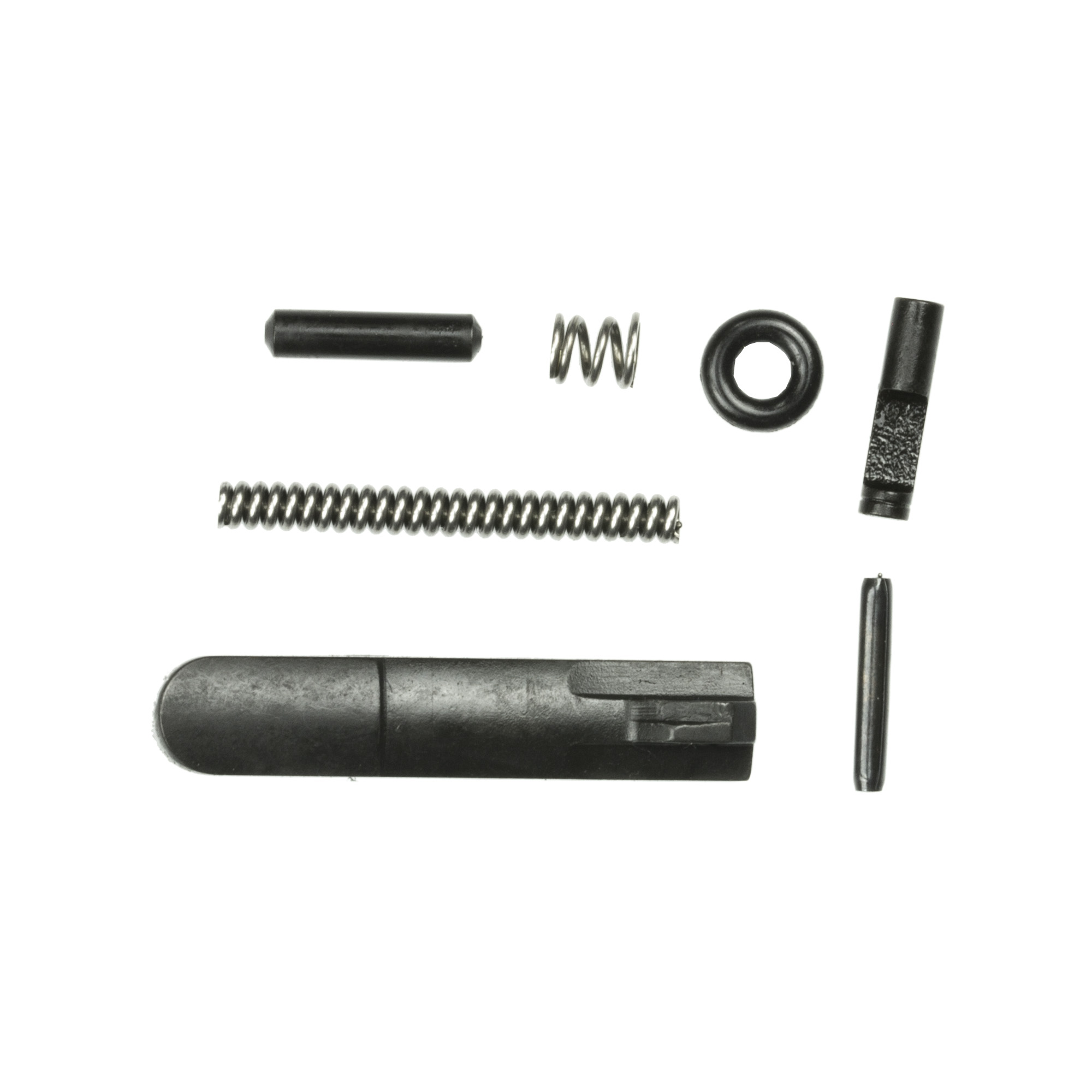 The bolt rebuild kit provides everything you need to rebuild your AR15 bolt.