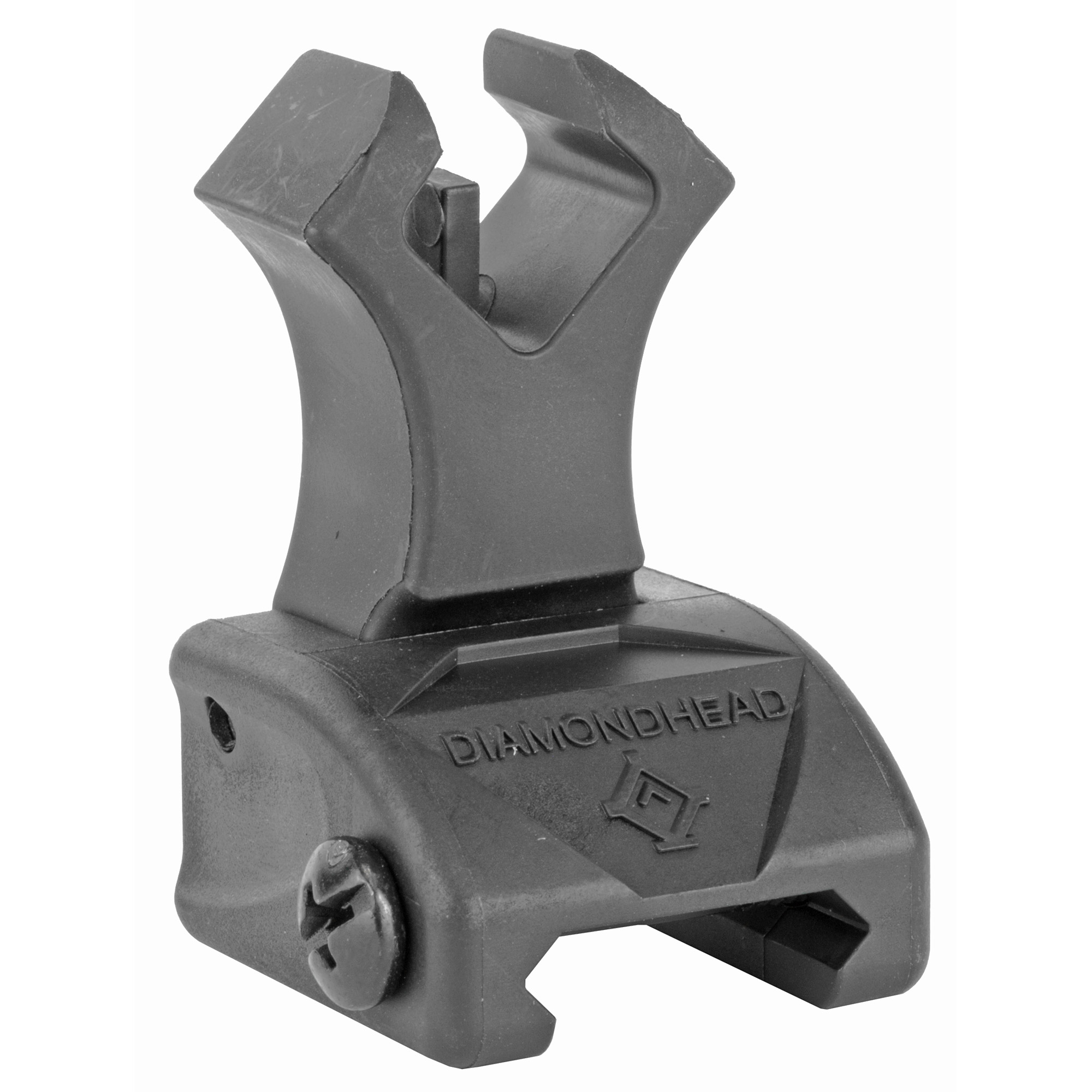 """Diamondhead's Polymer Diamond Front Sight is designed for all AR15's and Modern Sporting Rifles. When paired with the Polymer Diamond Rear Sight"""" it is suitable for firearms fitted with a Diamondhead VRS handguard or any M1913 Picatinny Rail System"""