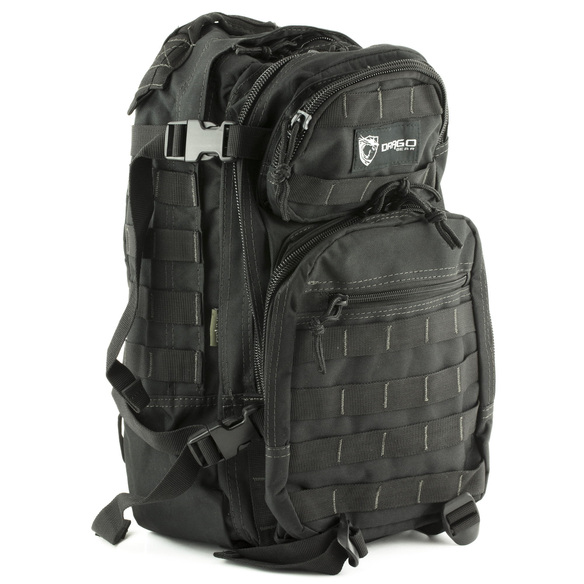 """Drago Backpacks are designed to allow the user to comfortably carry and efficiently access their gear while on the go. Manufactured for maximum durability"""" Drago backpacks will outlast the toughest jobs and keep equipment protected from the harshest environments"""" time and time again."""