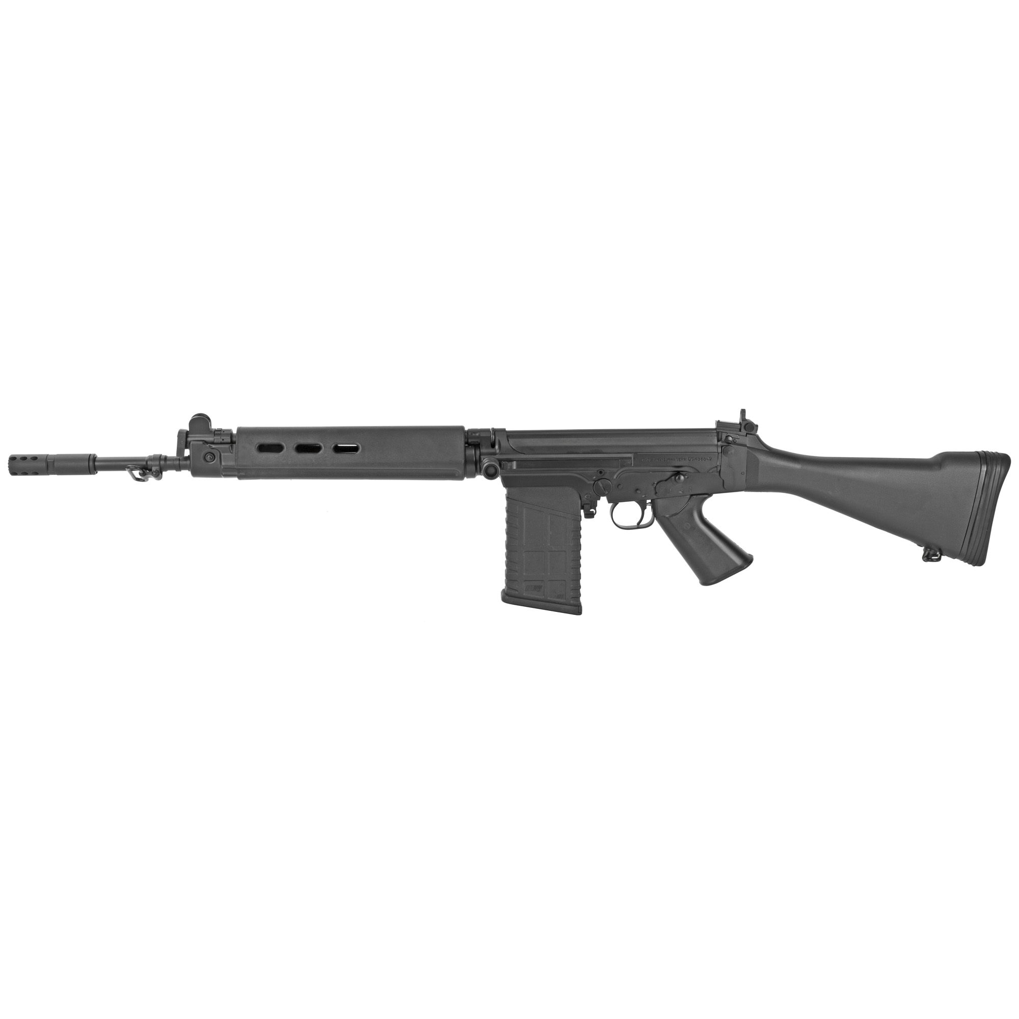"Today"" few things can be described as ""better than the original"". After many years of development and production"" DSA SA58(TM) rifles exceed the quality of any FAL type rifle ever produced."