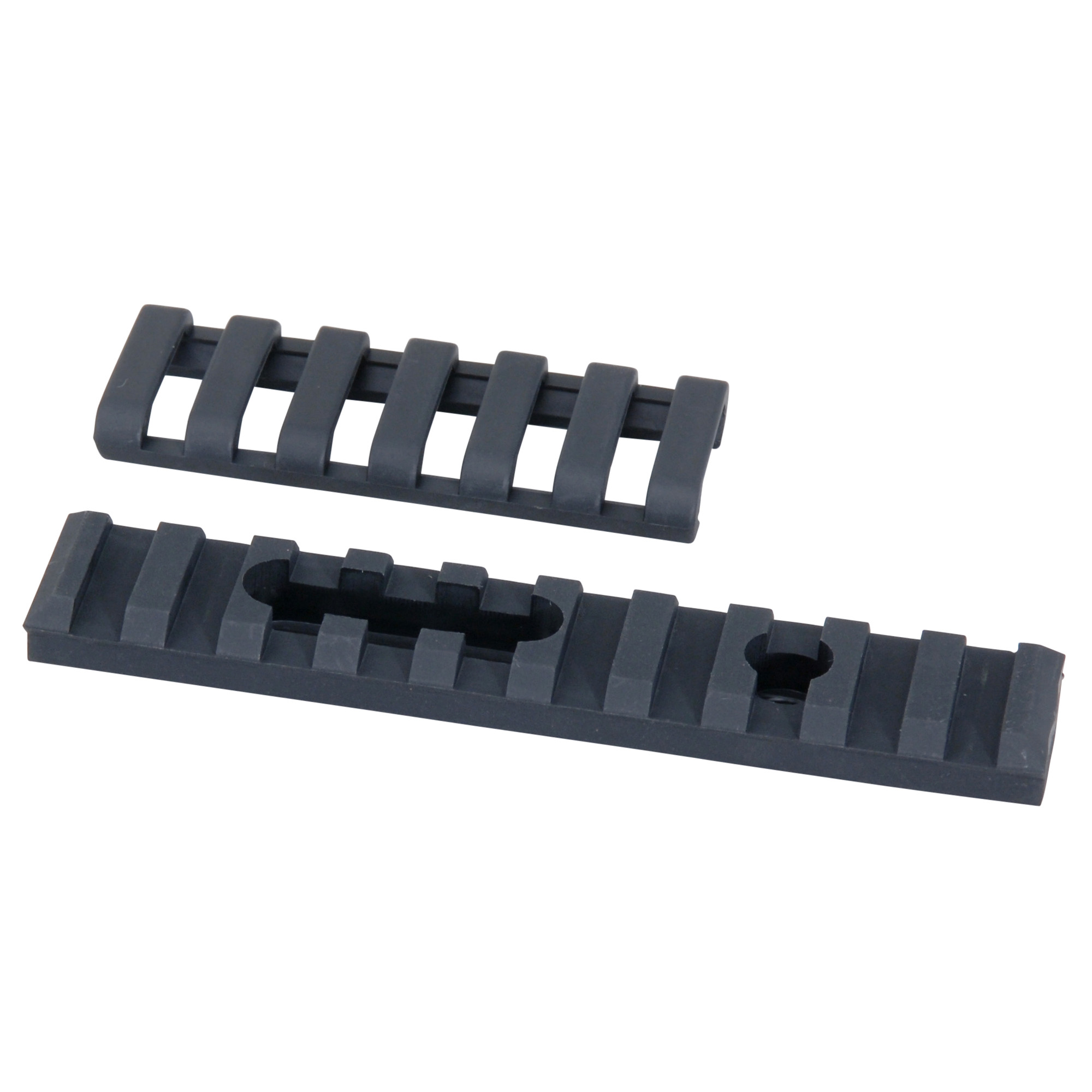 ERGO's 10-Slot Polymer Rail Mounting Platform is configured to Standard M1913 Picatinny Standards. Its glass filled nylon construction is lightweight and the mounting does not require alteration of AR handguard heat shields.