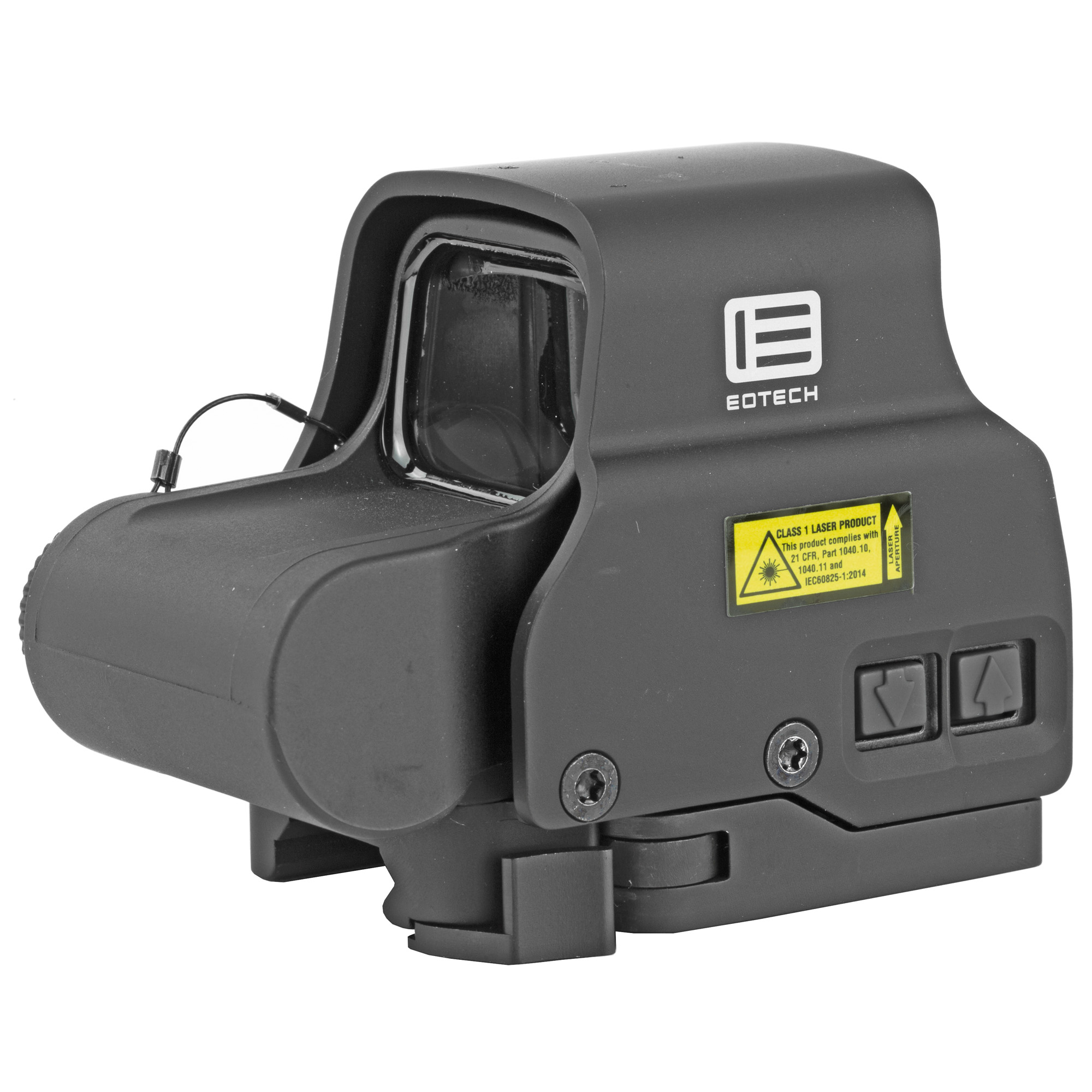 "The EXPS2 offers true 2-eyes-open shooting and provides an unparalleled targeting experience. The all-purpose EXPS2 features easy-to-adjust side buttons and a quick-detach lever. It has a transversely-mounted lithium 123 battery. The increased height of the EXPS provides iron sight co-witness access in the lower third of the viewing window. Whether you're using the sight for law enforcement or hunting"" the EXPS series sights are the premier optics in the line."