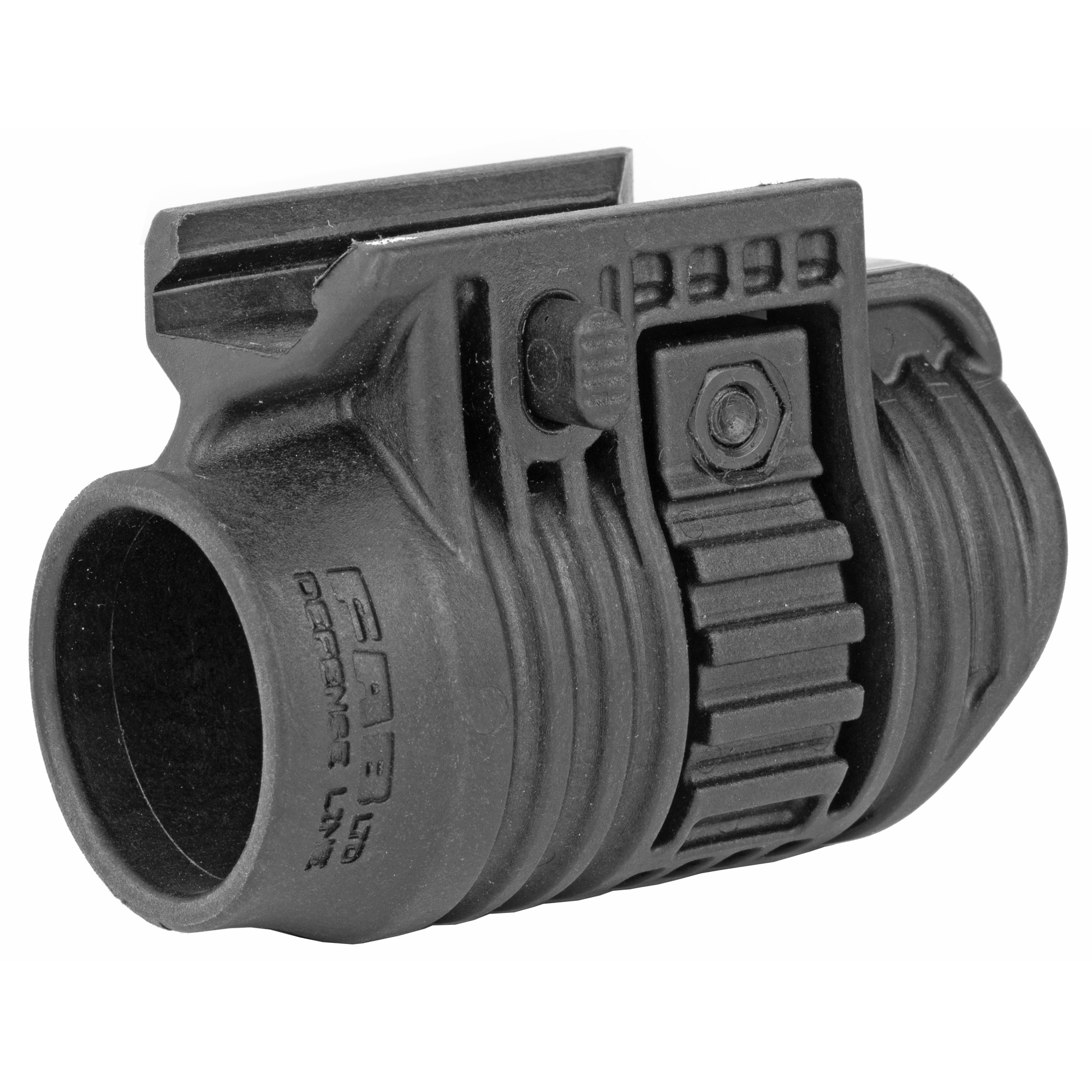 "The PLA is a high grade polymer picatinny adaptor for Tailcap activated tactical lights"" that was made to provide easy ambidextrous activation"" a solid solution for your light mounting."
