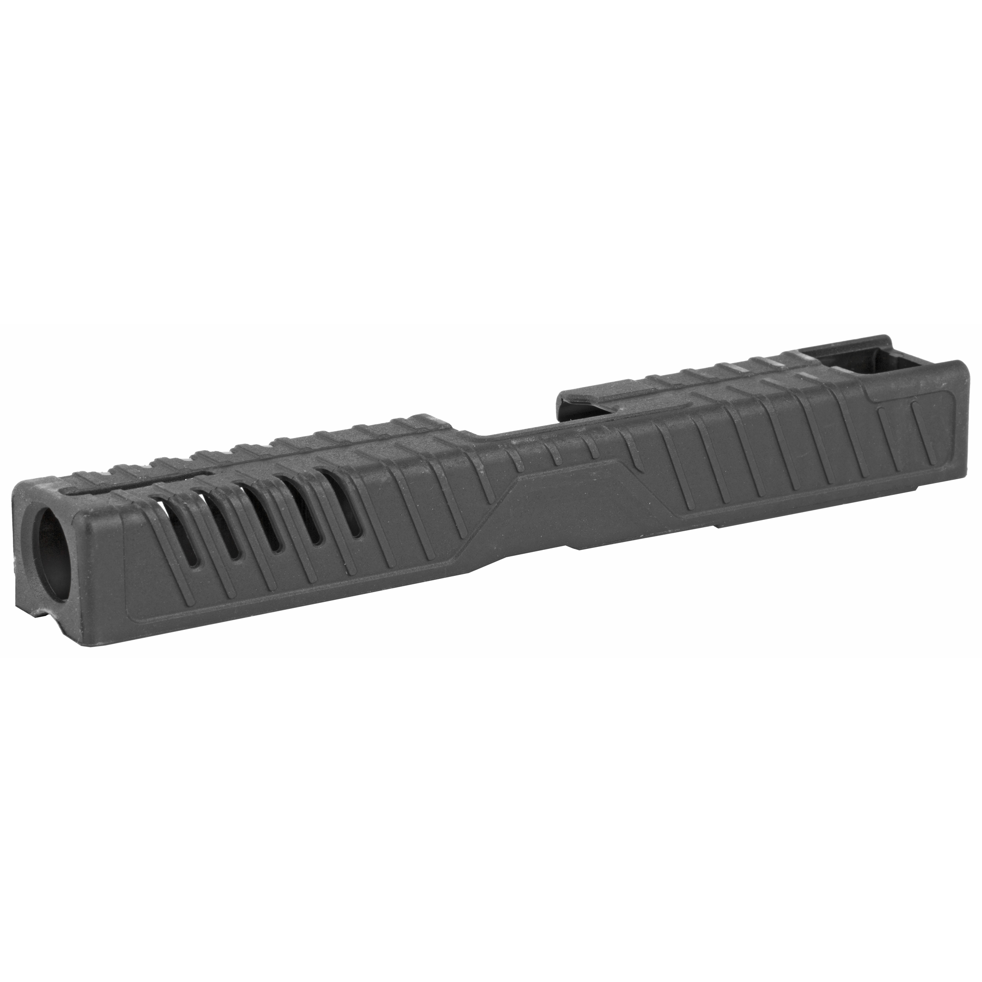 "TacticSkin are highly-practical slide covers for GLOCK Handguns"" made to enhance visibility and style"" while improving performance and versatility."