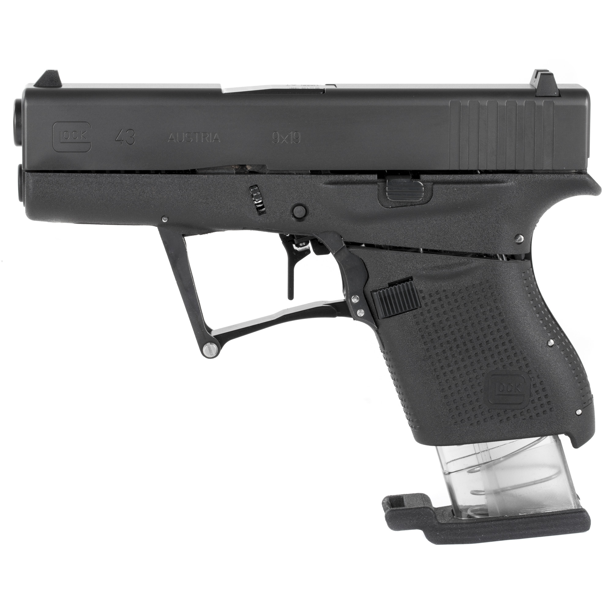 """If you are going to carry something everyday AND have your life depend on it"""" you need to get the best. Full Conceal gives you more options and more convenience in a safe and compact conversion. Discover how well the M3D can integrate with your daily life"""" providing you more comfort and 100% confidence in concealment without sacrificing firepower."""