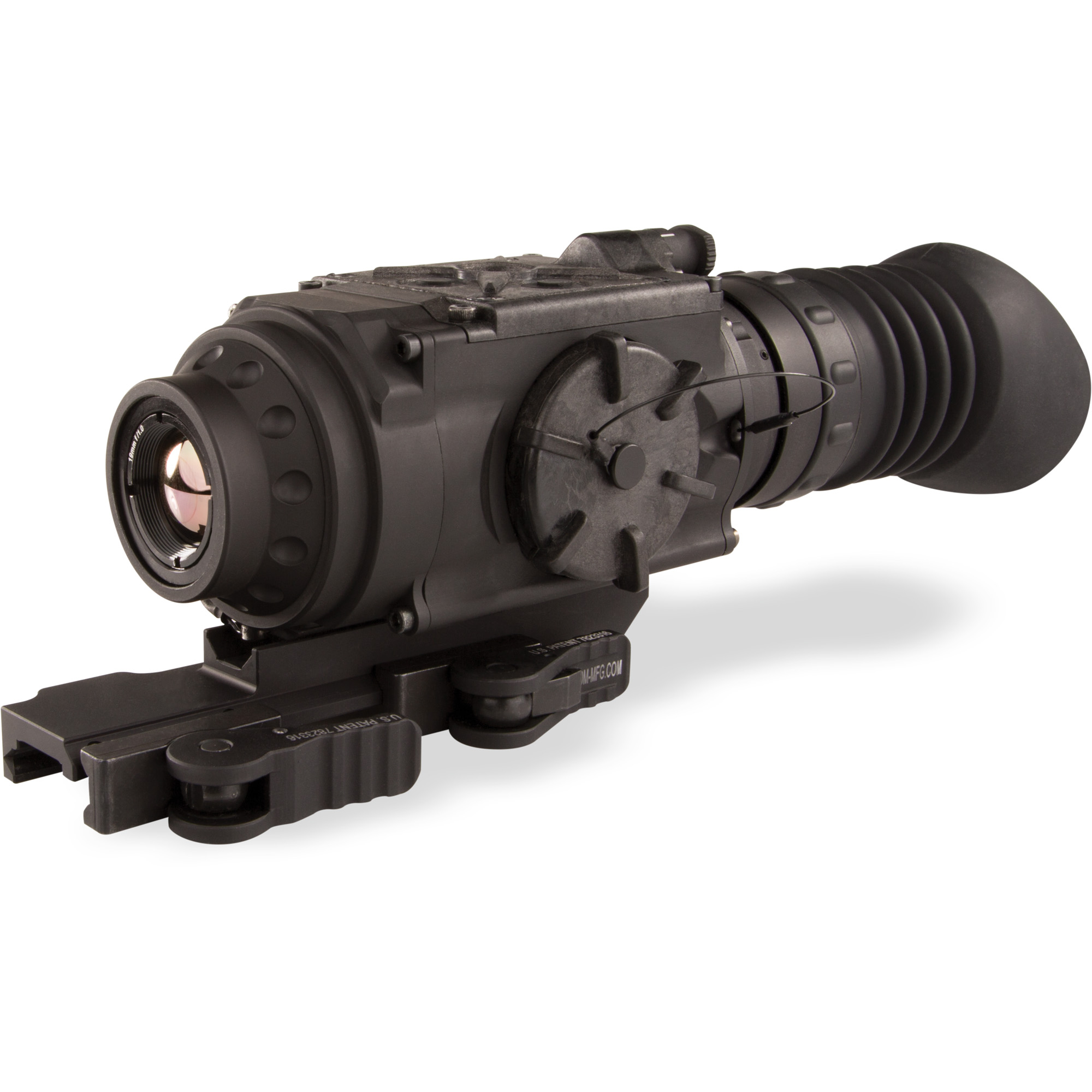 """Powered by the breakthrough FLIR Boson core"""" the ThermoSight Pro Series(R) PTS233 weapon sight sets the standard for thermal detection and classification. Featuring a 12 m pixel pitch sensor and 19mm lens"""" the PTS233 delivers brilliant"""" clean thermal imaging with a 12 degree x 9.5 degree field of view for greater precision. The entire ThermoSight Pro Series offers an uncompressed video signal"""" a high definition display"""" and shot-activated video recording."""
