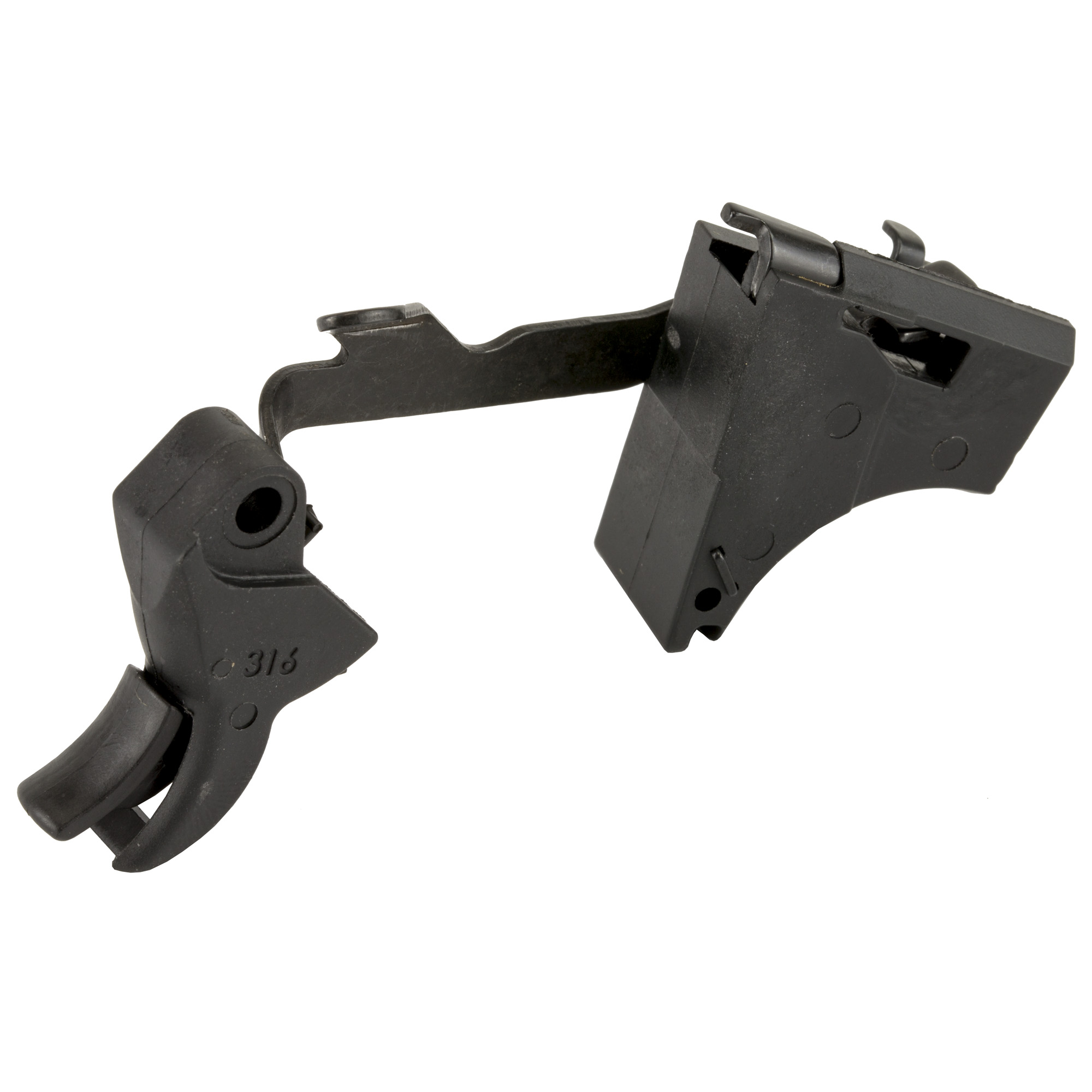 """This trigger kit for the FMK 9C1 Gen 2 pistol will provide a short"""" crisp trigger pull and is a factory original replacement part."""