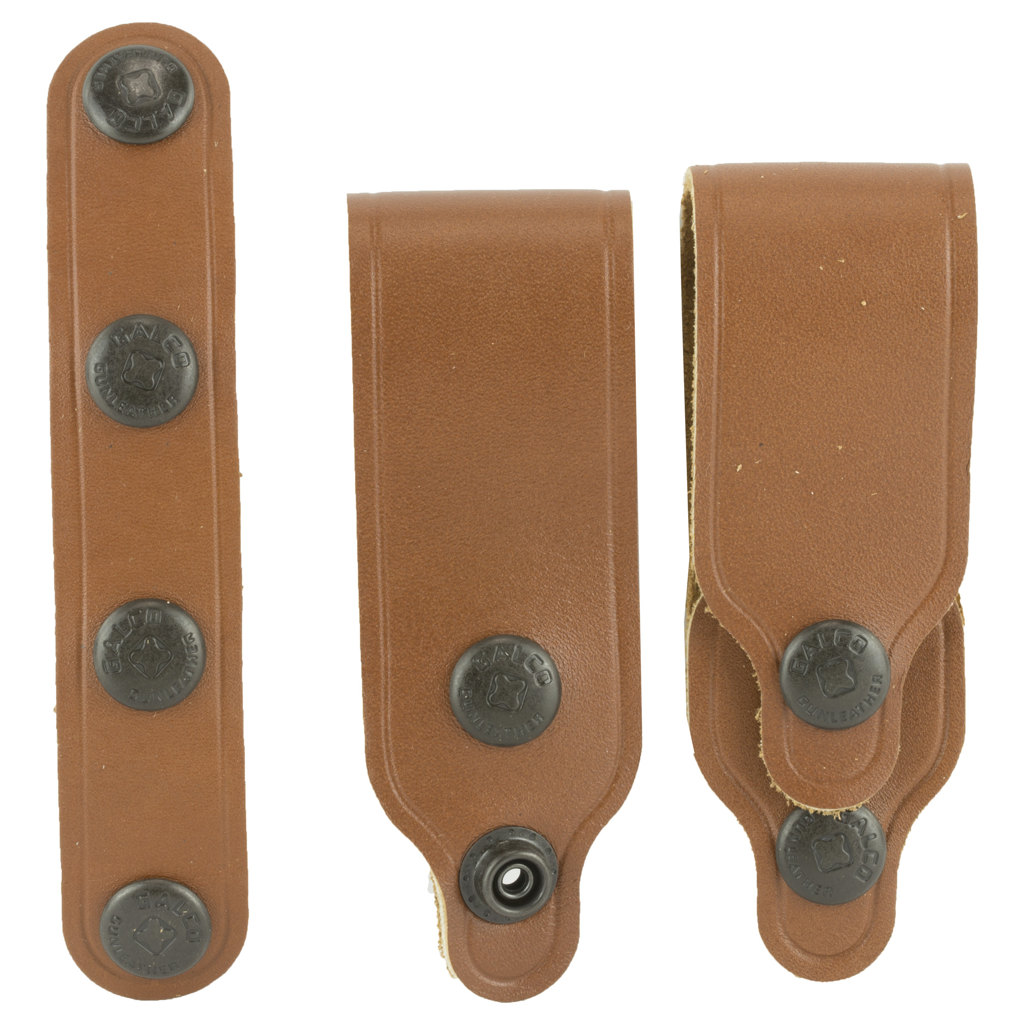 "This is a set of tie-downs for the Miami Classic"" Miami Classic 2 and VHS shoulder system. It includes both holster and ammo-side tie-downs."