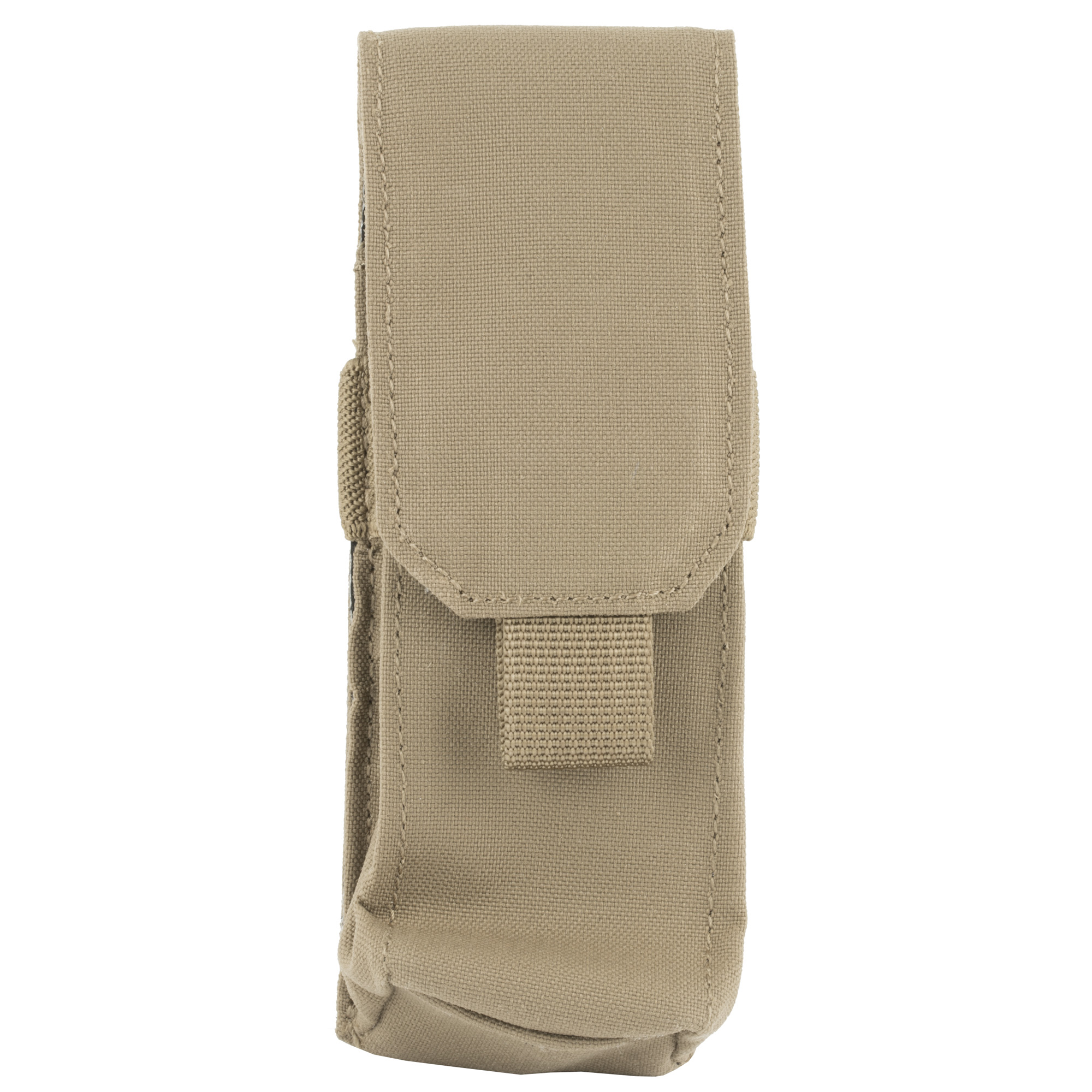 """Their Flashlight pouch is designed to securely hold most small handheld lights found on the market"""" to include the Surefire 6P"""" G2 and E Series"""" as well as tactical lights from Streamlight and Insight."""