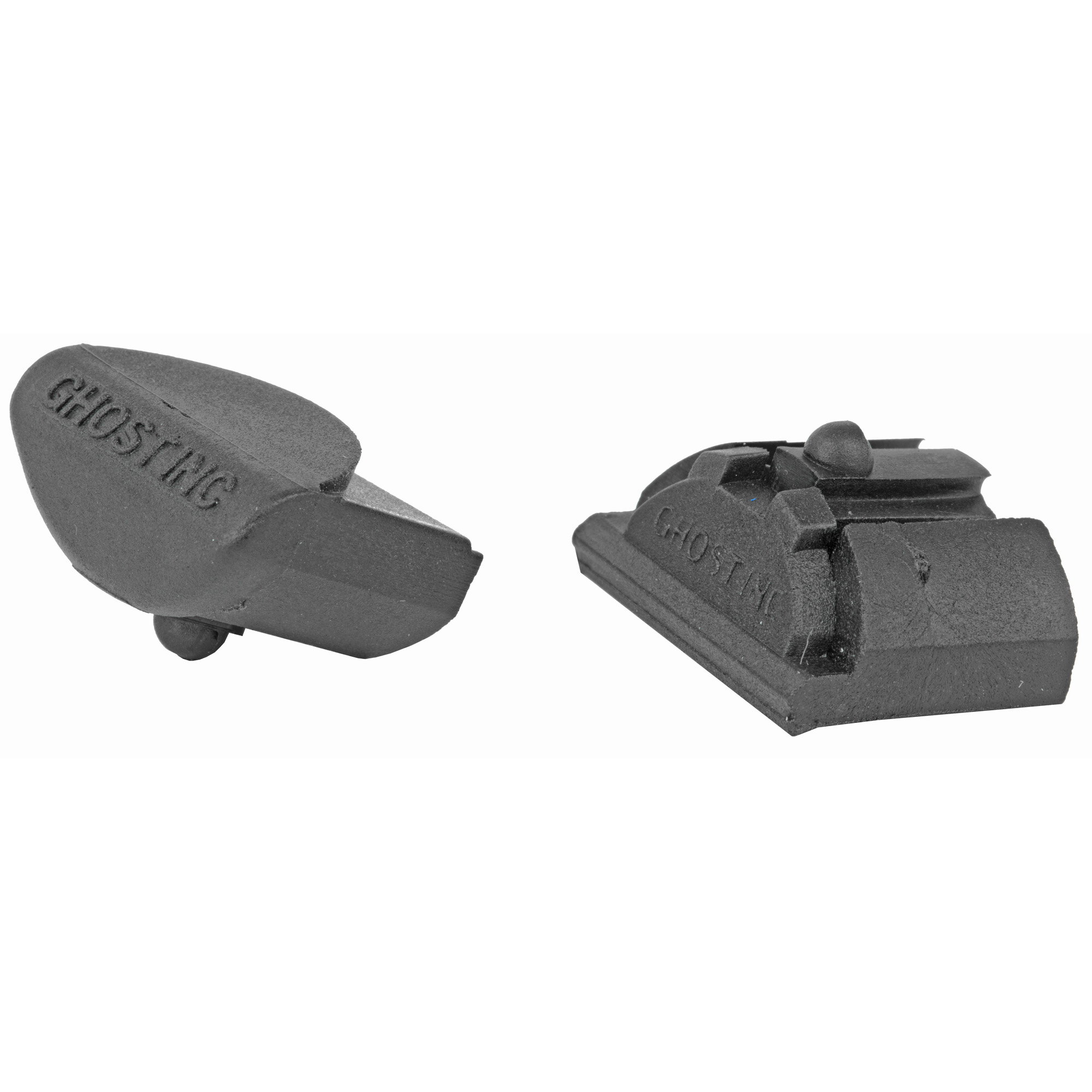 The Ghost Grip Plug is designed to keep dirt and debris out of the action of your Glock. It also serves as a magazine funnel to aid in reloading.